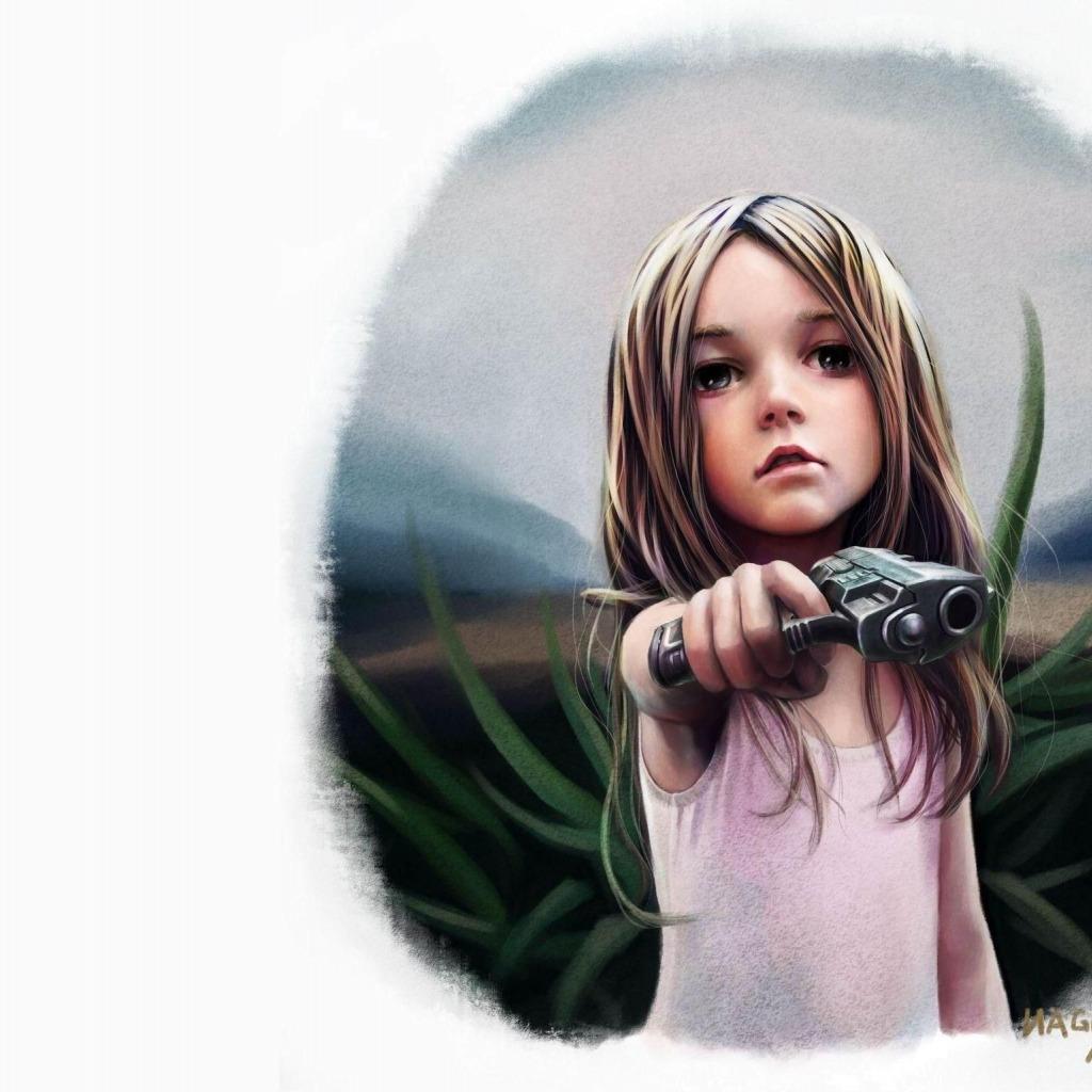 картинки рисунки девочек
