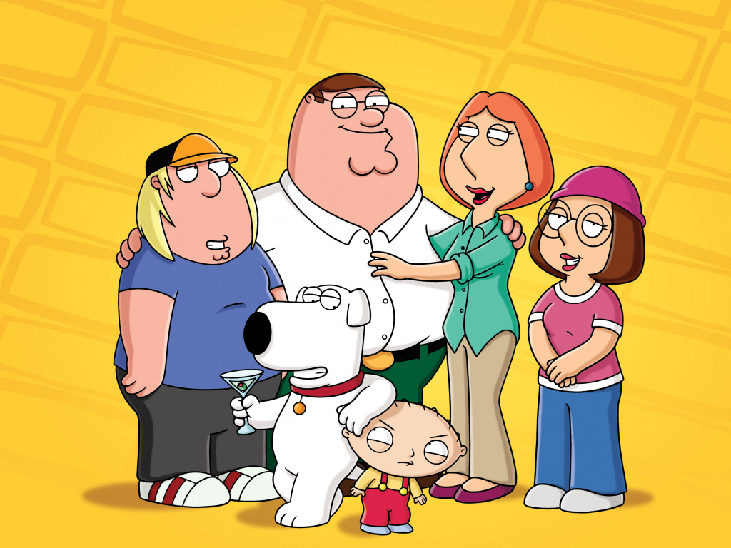 "family guy essays ""the simpsons vs family guy: the showdown"" the simpsons, written by matt groening, is currently the longest running sitcom on television today, dating back to."