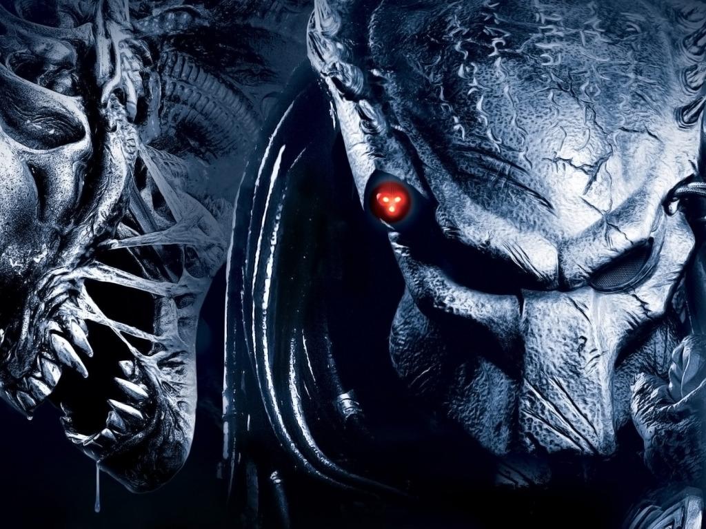 Alien Vs Predator (2004) 100mb Hindi Dual Audio Hevc