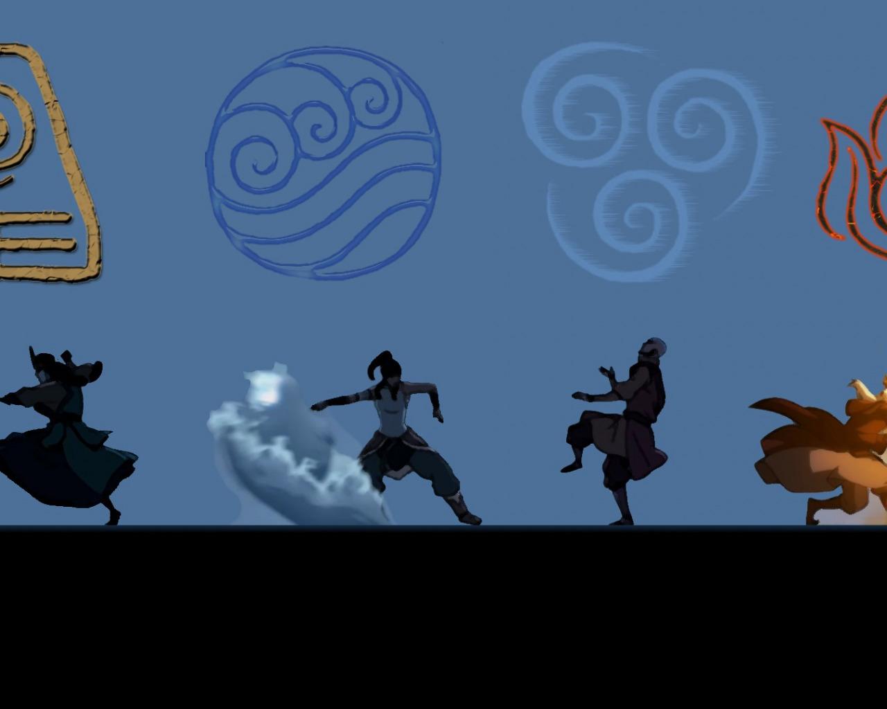 Обои Вода, корра, kyoshi, ..., воздух, Року, the legend of korra, земля, Киоши. Фильмы foto 8