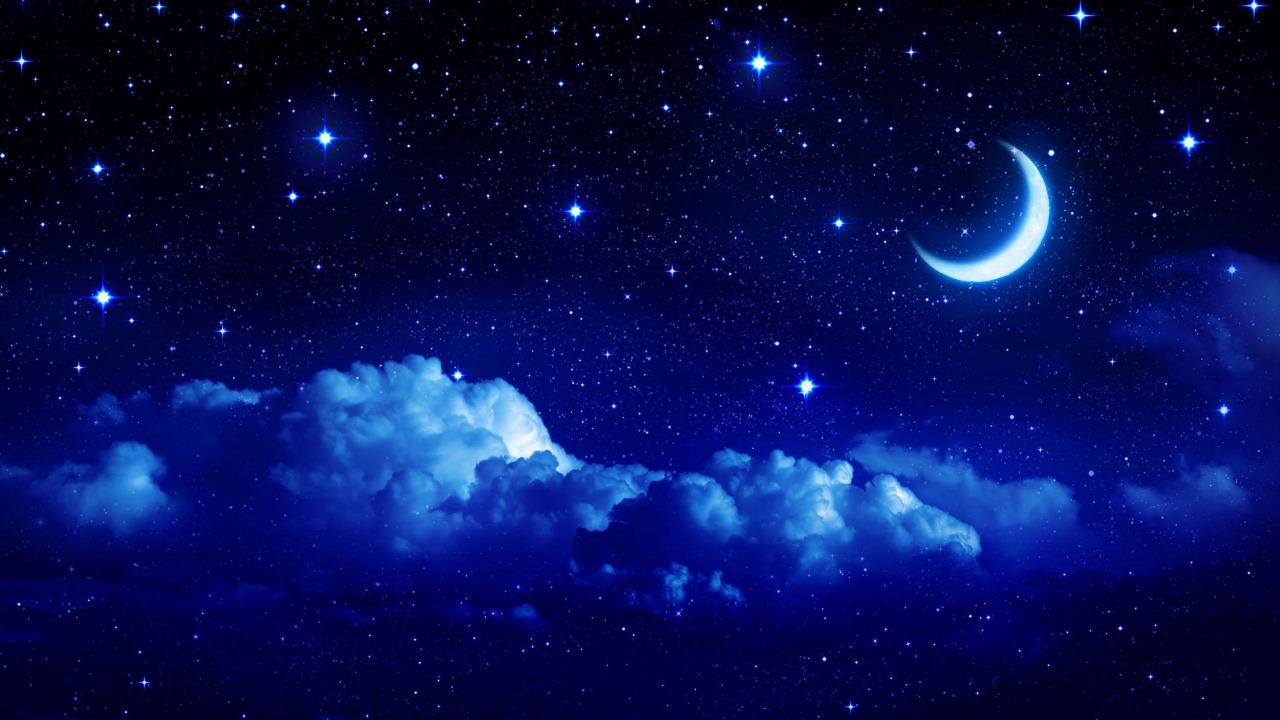 Звездного неба фон своими руками