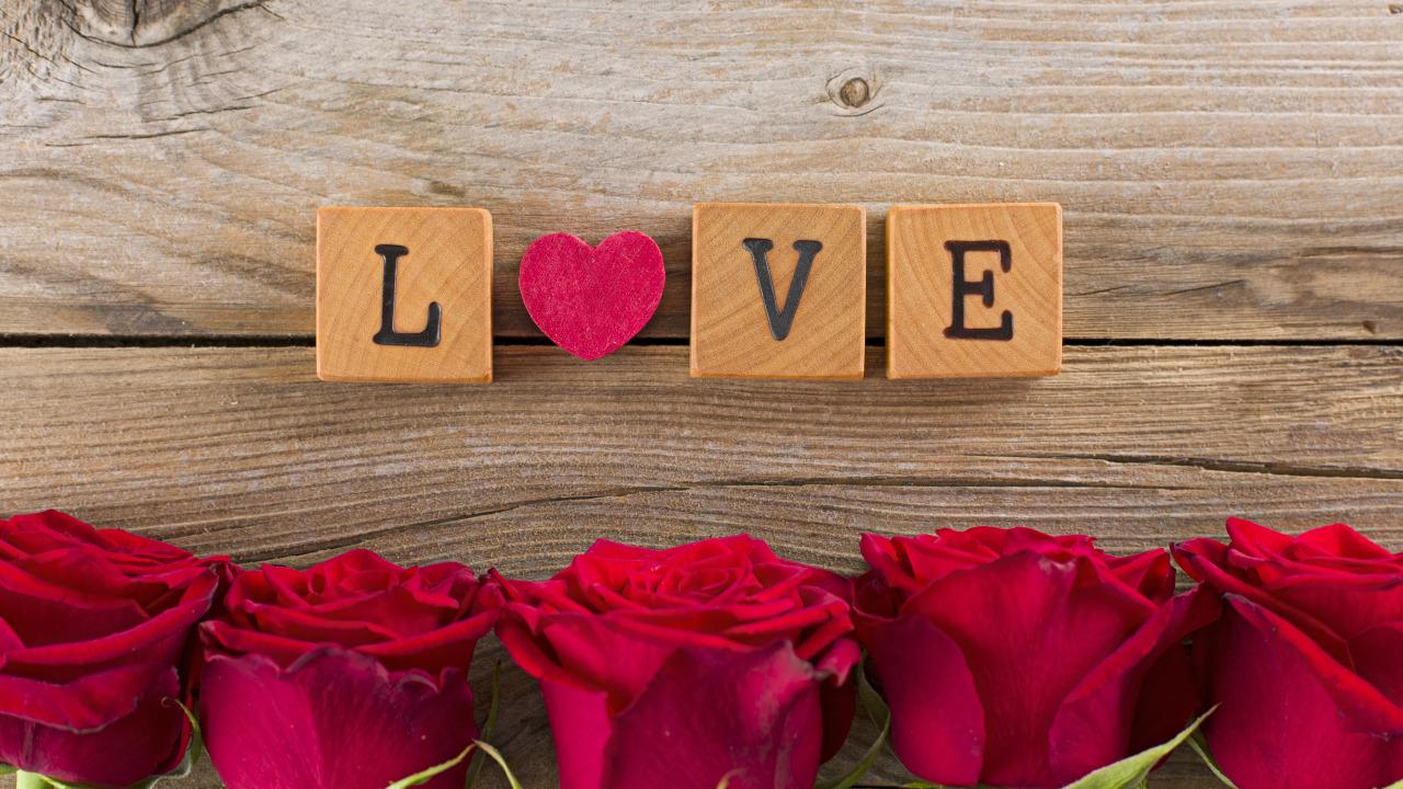 Любовные картинки с надписями и розами, открытки днем рождения