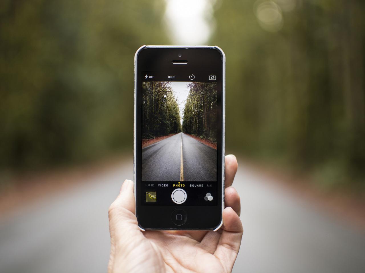 на айфон чтобы фото двигалось хочется