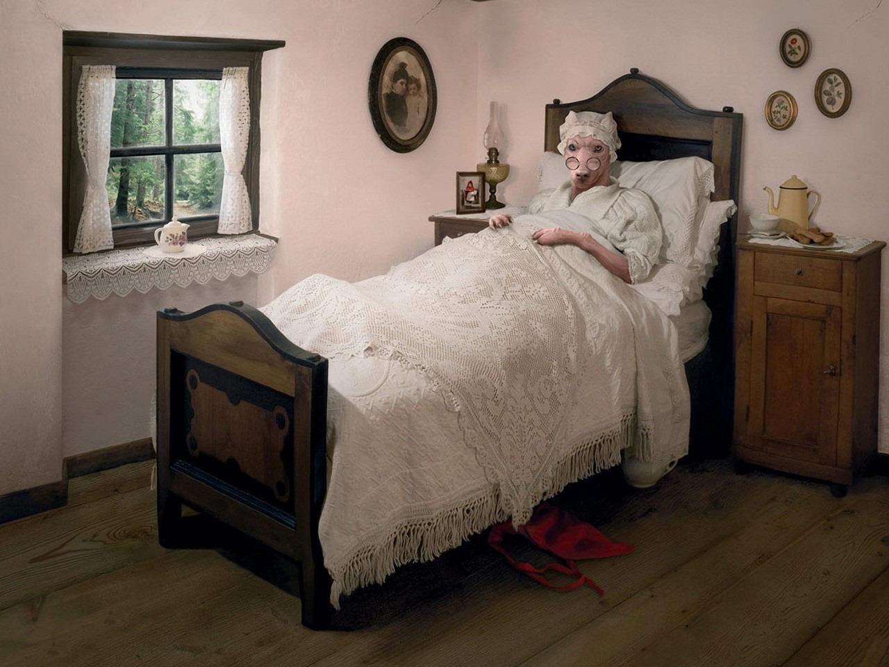 Годовщины свадьбы, картинки смешные кровать