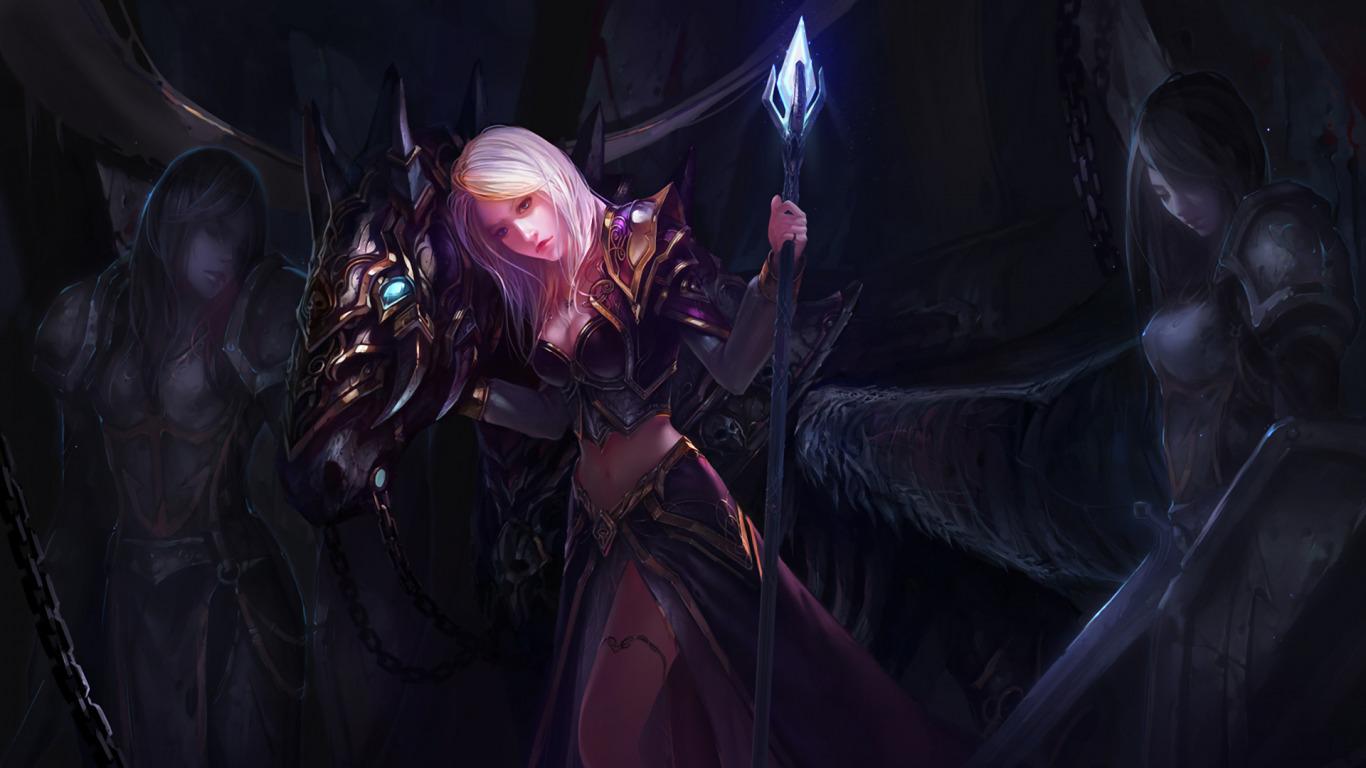 Maiden fantasy wow xxx pic