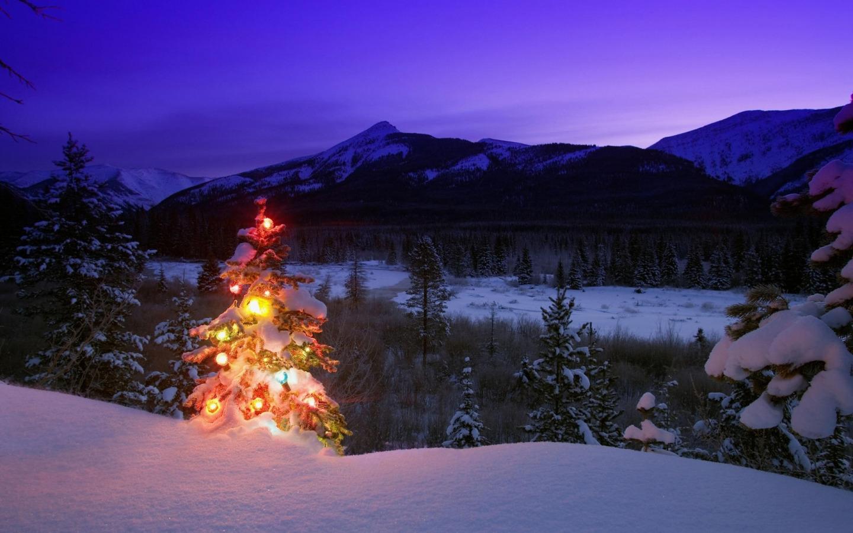 Куда поехать на новый год в горы