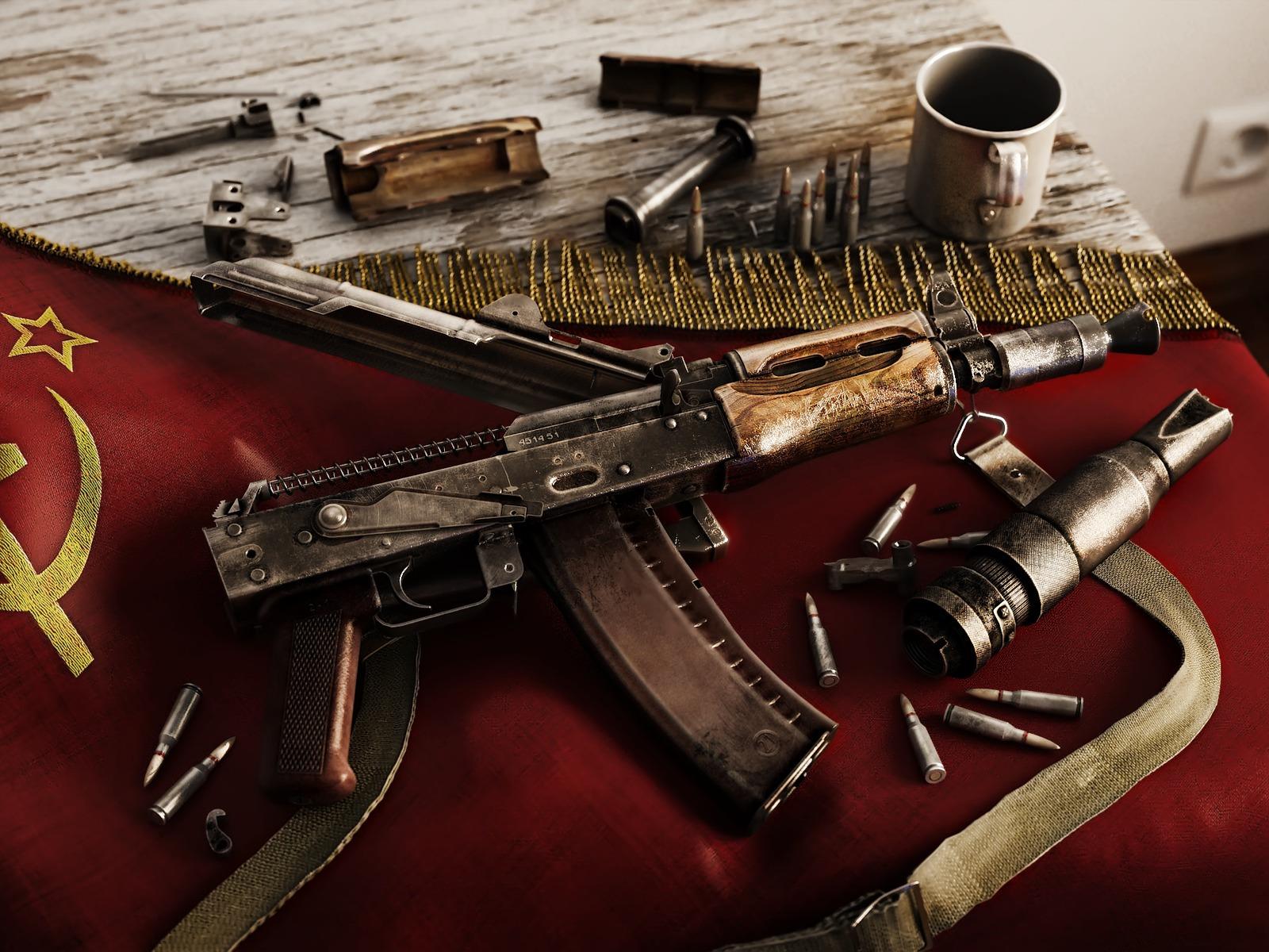 Оружие в вконтакте