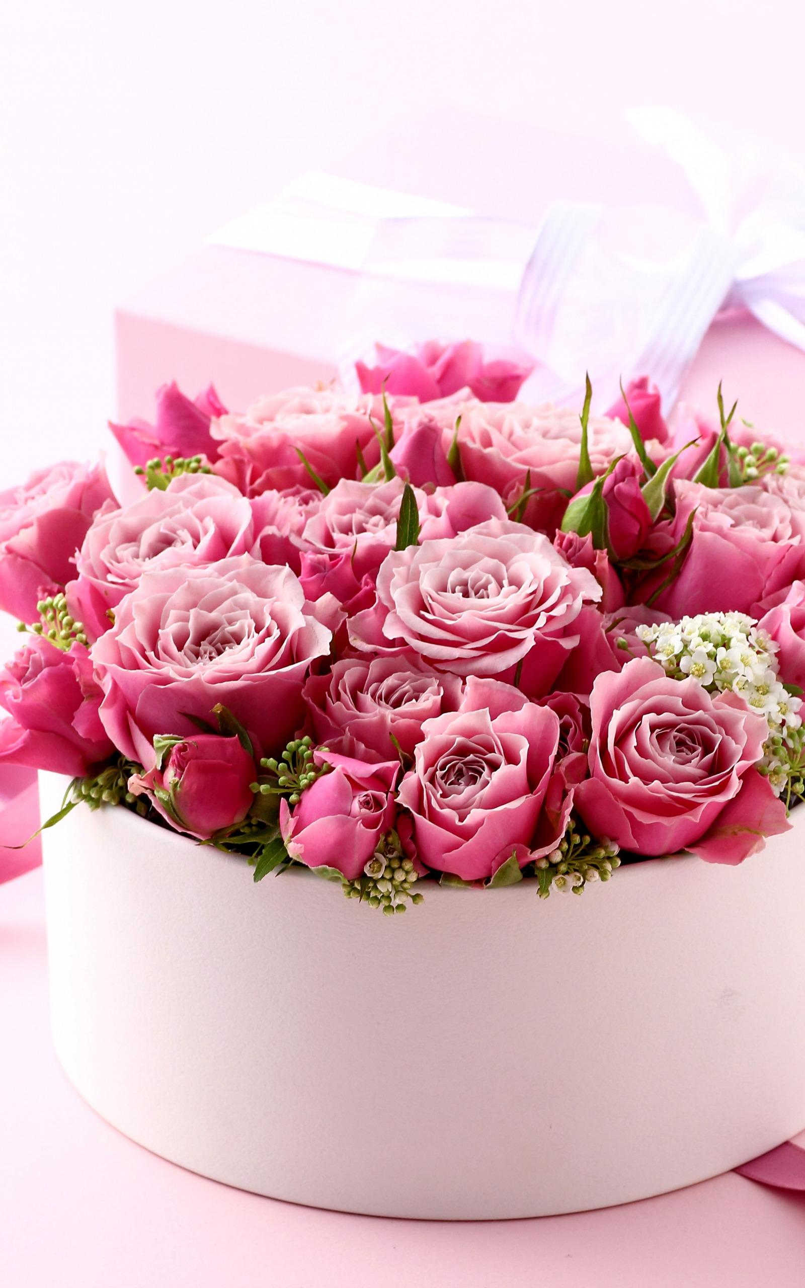 Современные открытки с днем рождения цветы