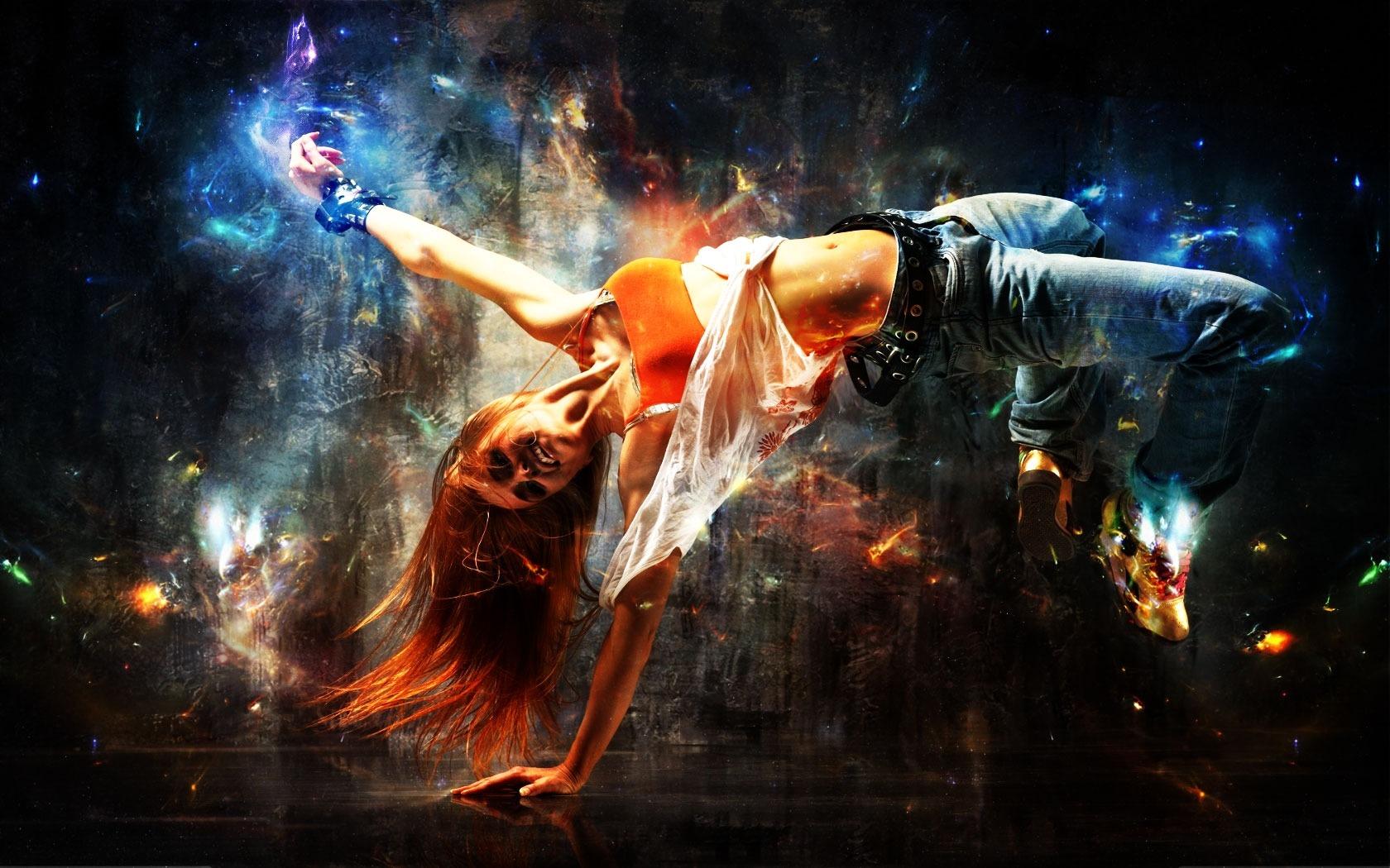 Как сделать танец на музыку