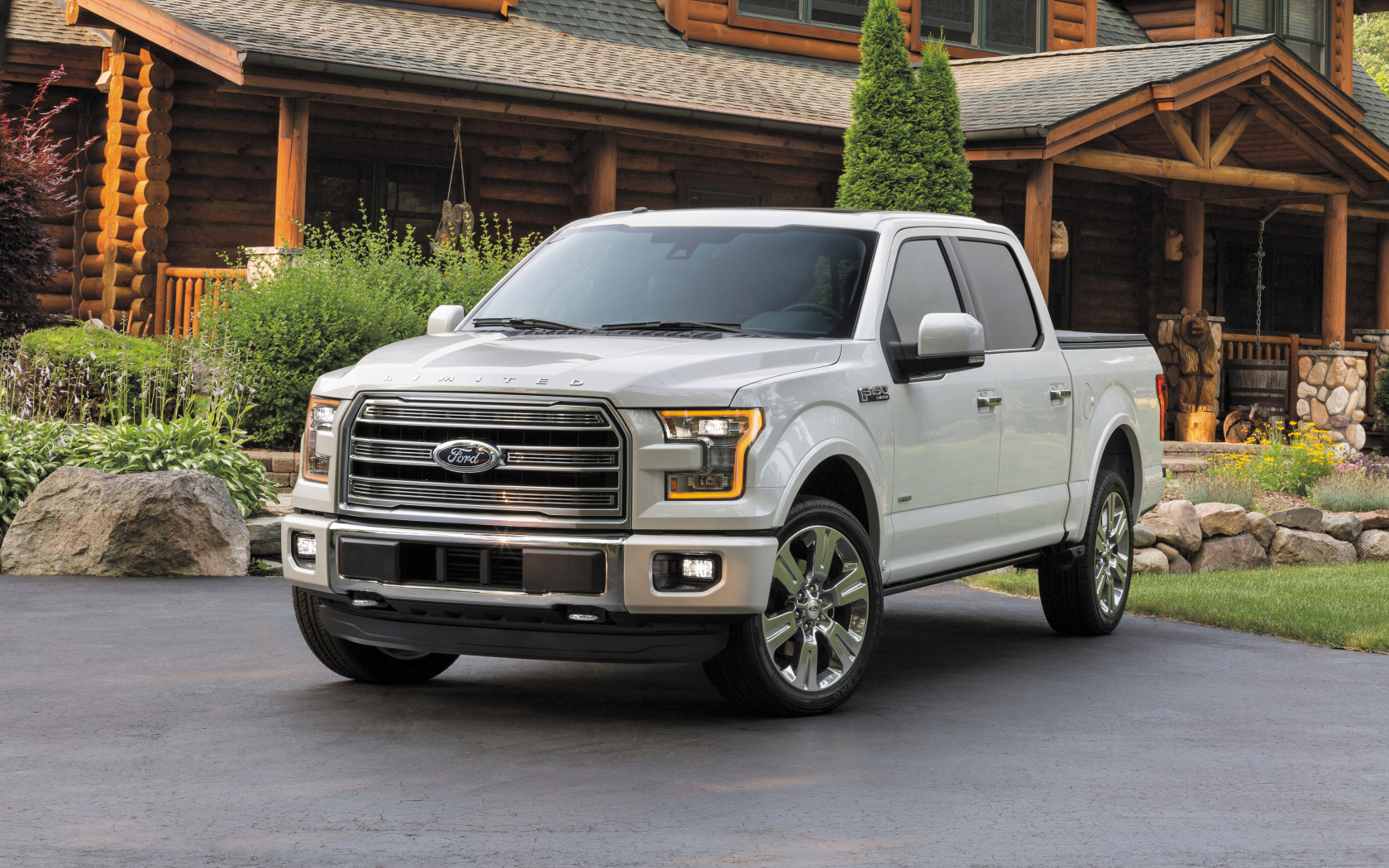 Ford F Lariat Owners Manual