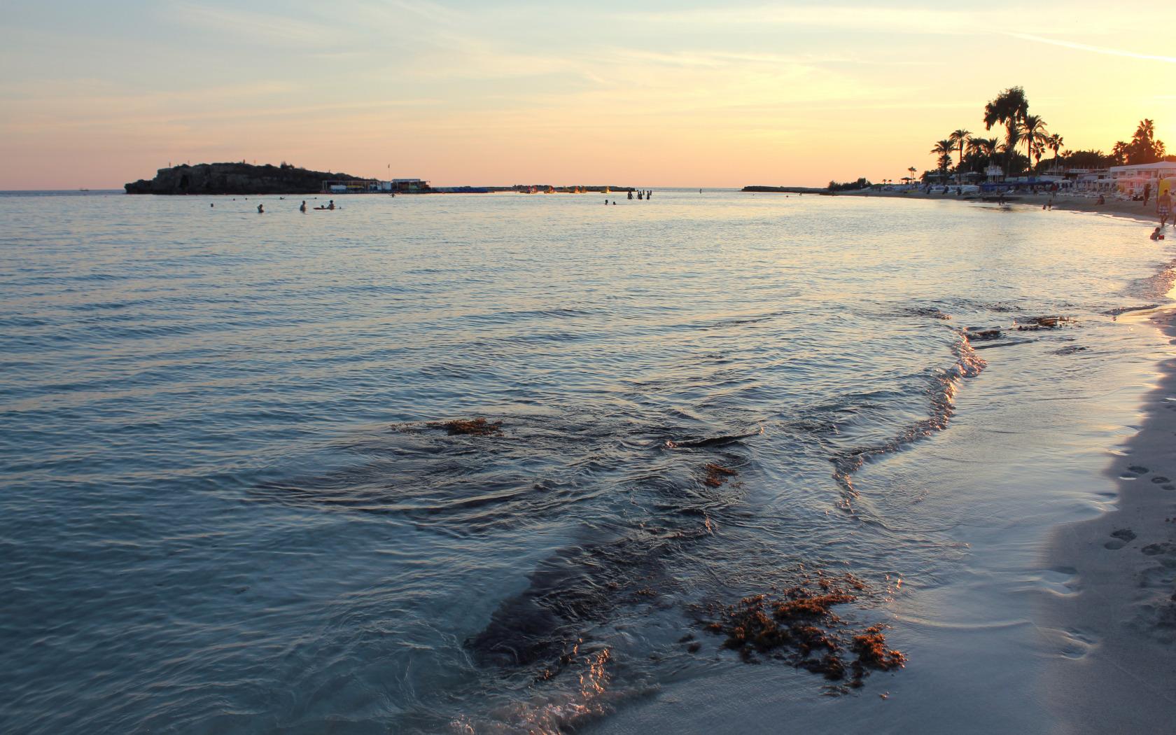Айя напа ayia napa nissi beach