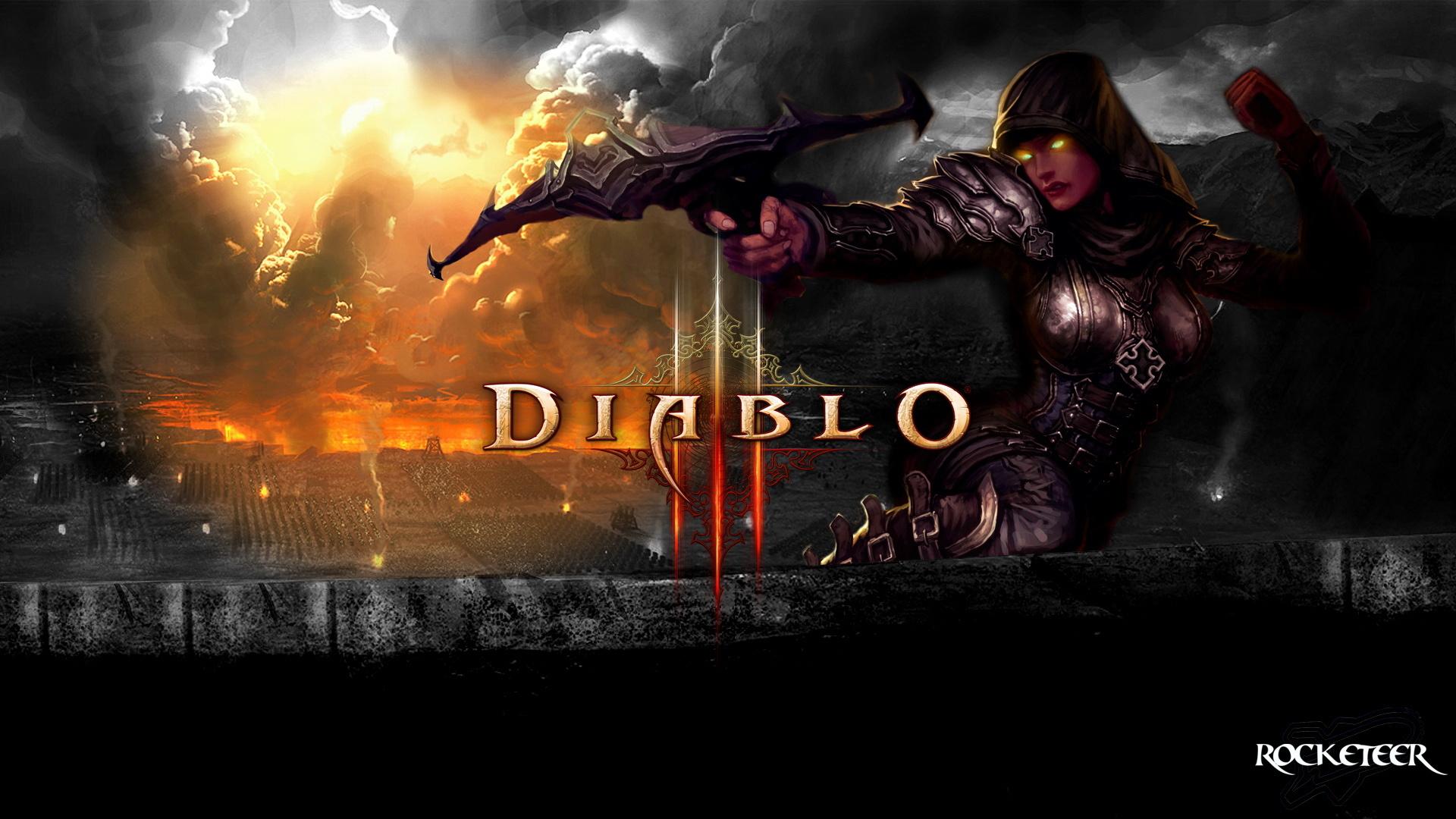 Diablo III игра  № 3057722  скачать