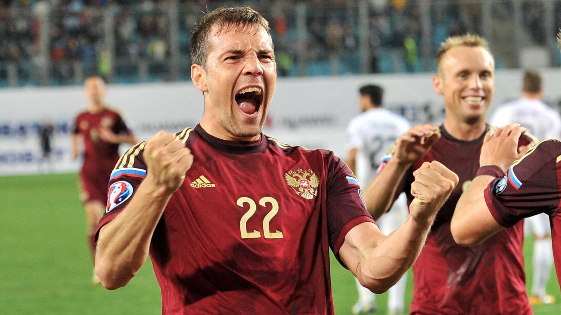 Отвязная групповуха с футболистами сборной России