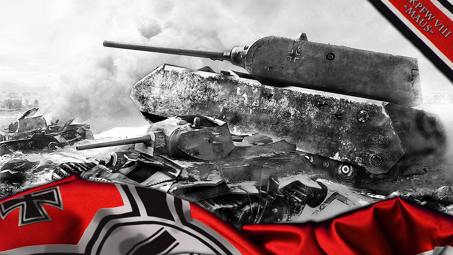 World of Tanks Обои на рабочий стол заставки картинки
