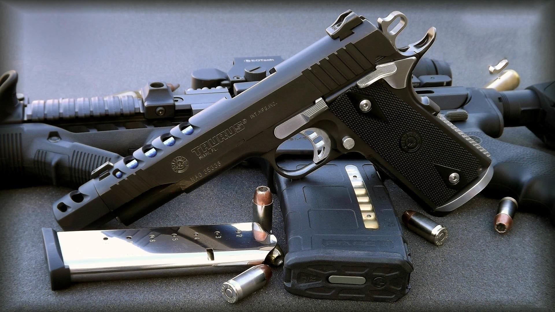 пистолет обойма патроны  № 3460239  скачать