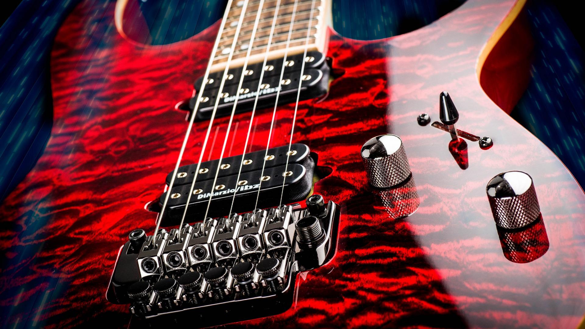 оригинальные картинки гитары папке-передвижке