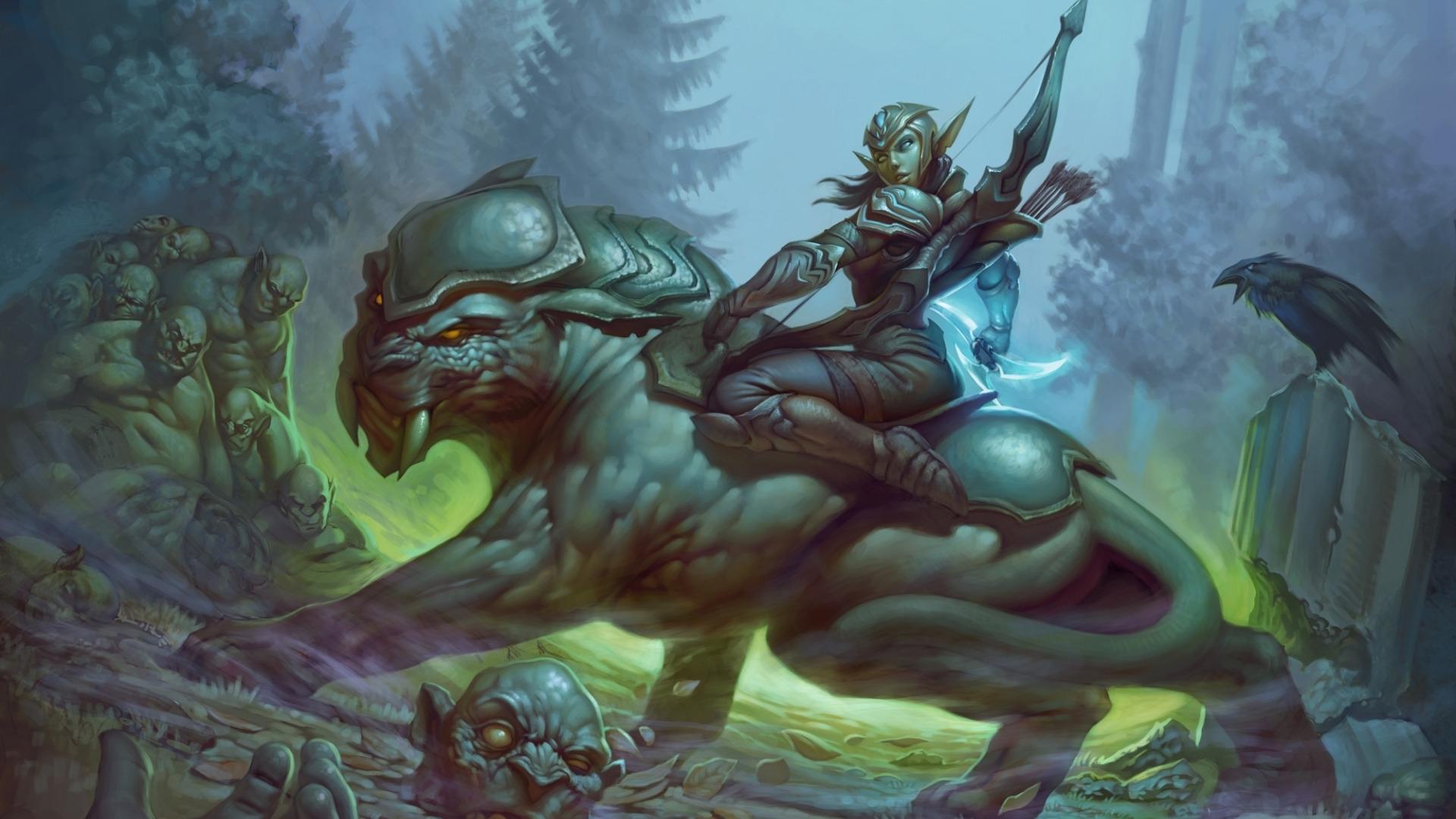 Orc or troll for hunter xxx cute pornstar