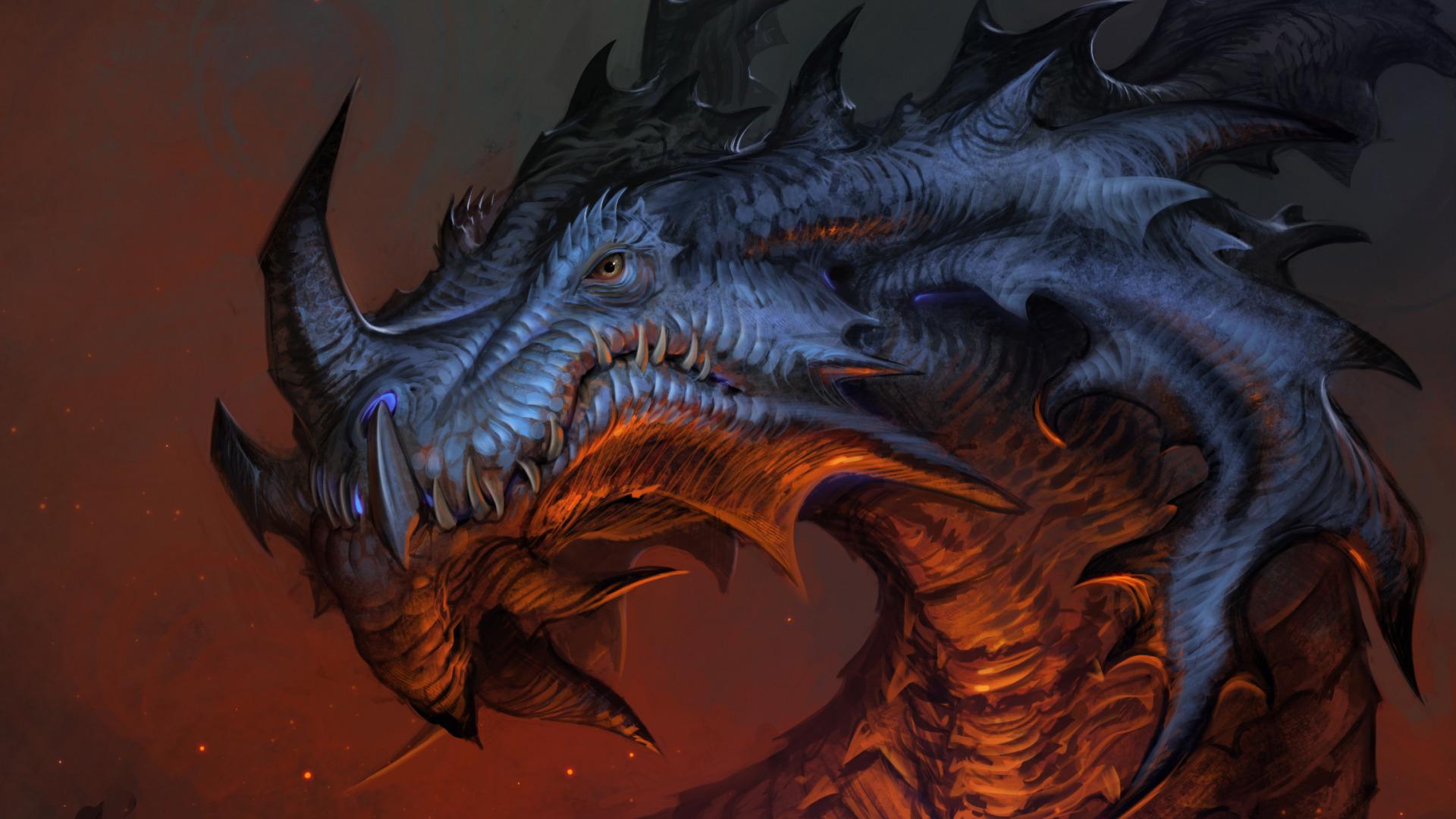 Крутые драконы картинки, интерактивная новый