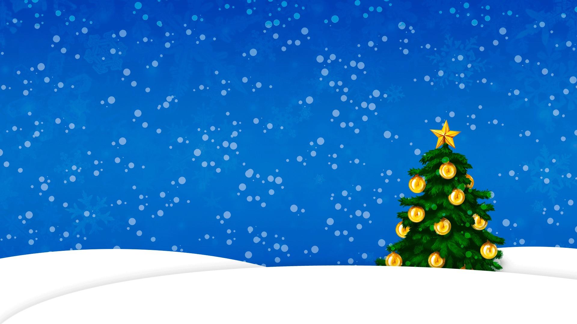 Картинки с новогодним фоном для детей