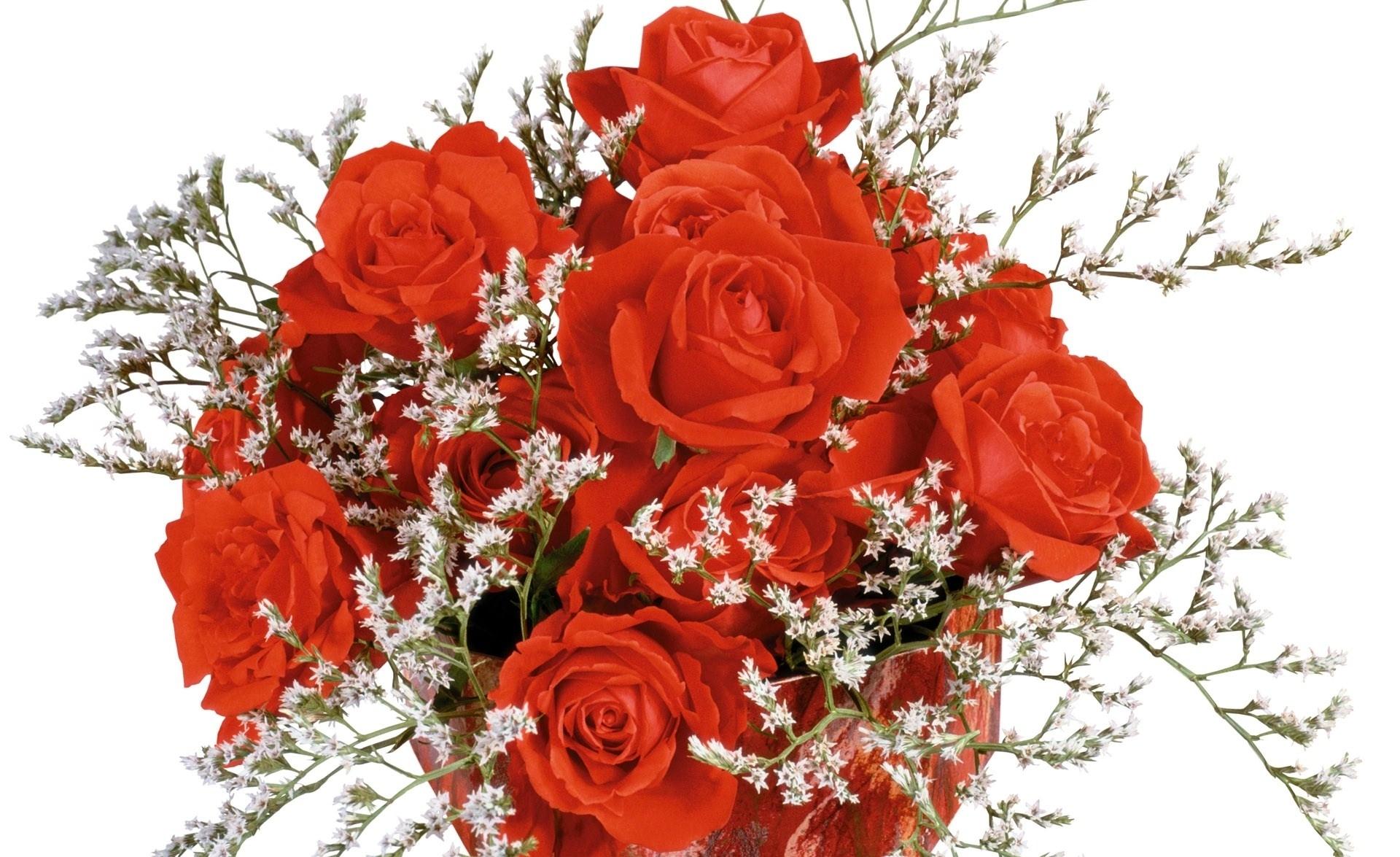 Дню, открытки для жены цветы