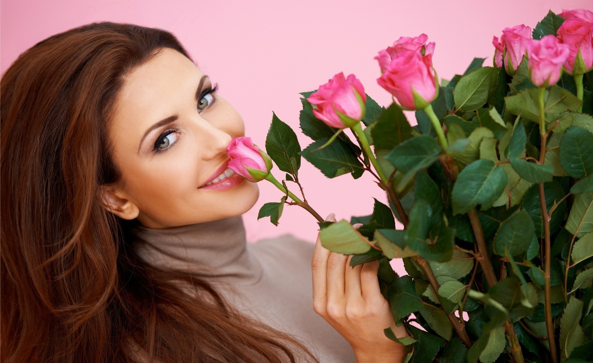 Цветы отправить девушку картинки
