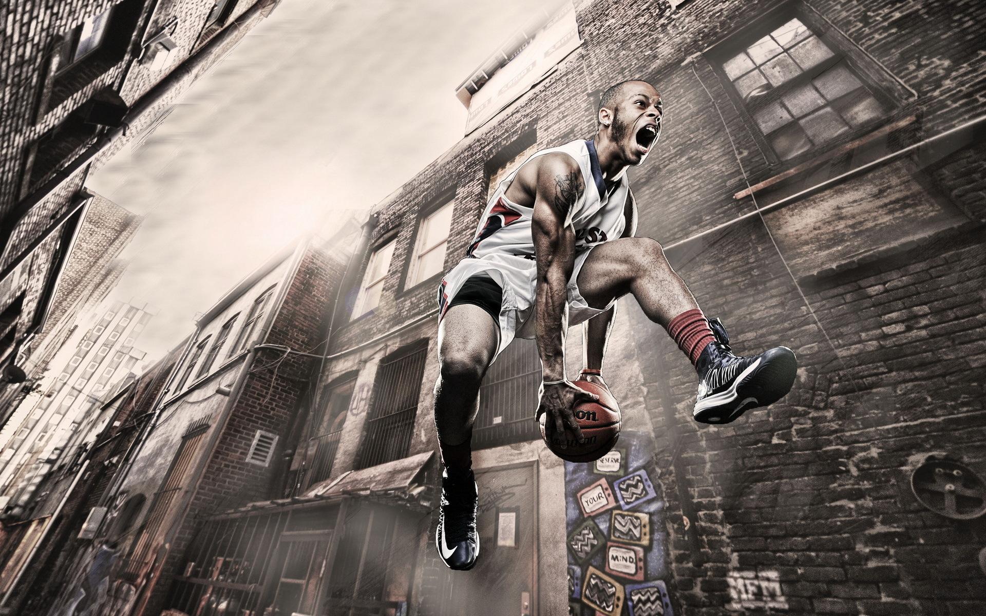 wallpapers street basketball
