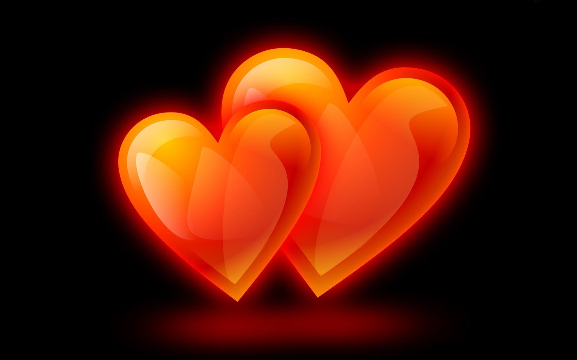 Картинки два сердца бьются вместе