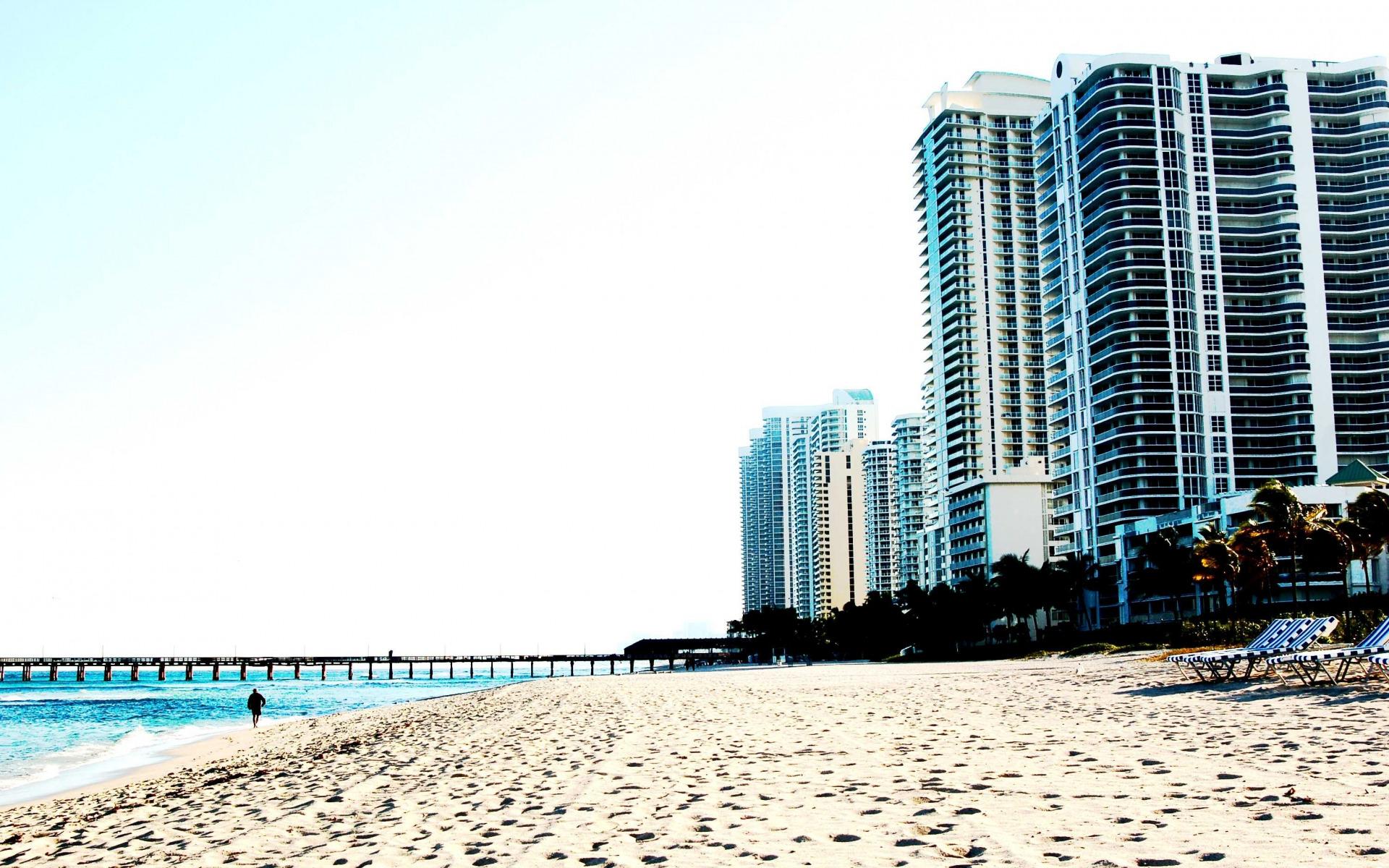Обои america, сша, miami, америка, miami beach, Вода. Города foto 10