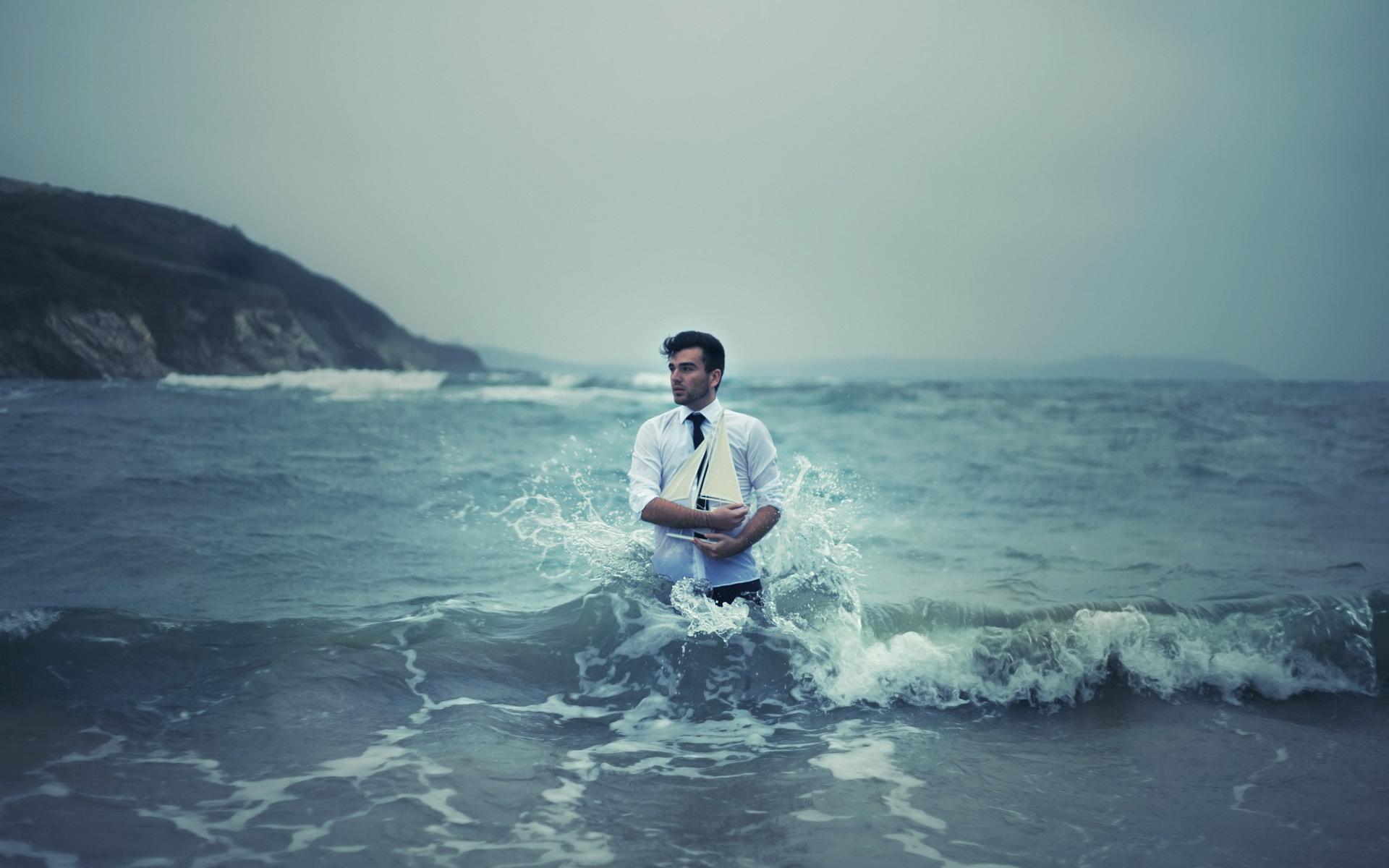 буду фото мысли у моря устойчива