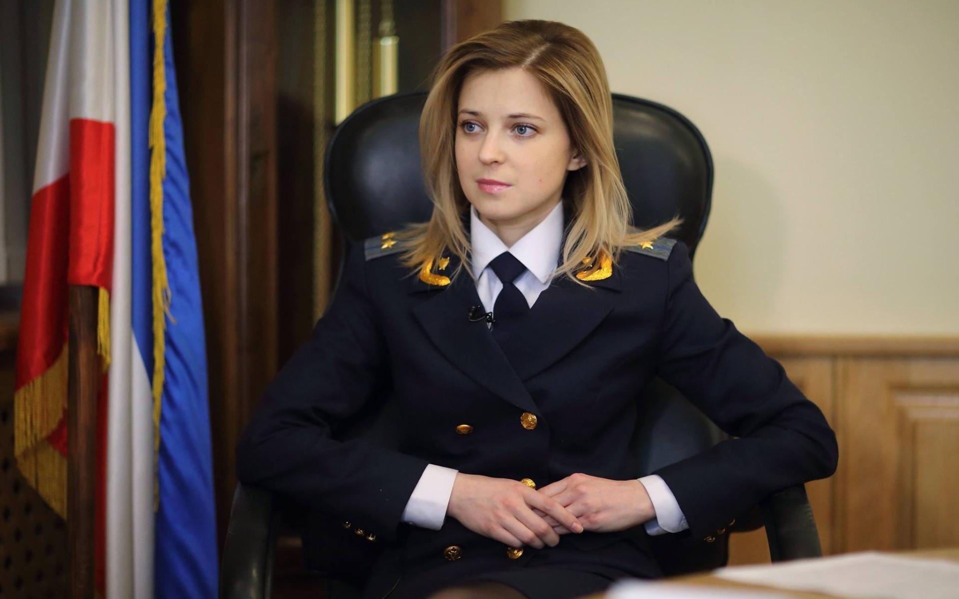 меня вот фото крымского прокурора питомец несет себе