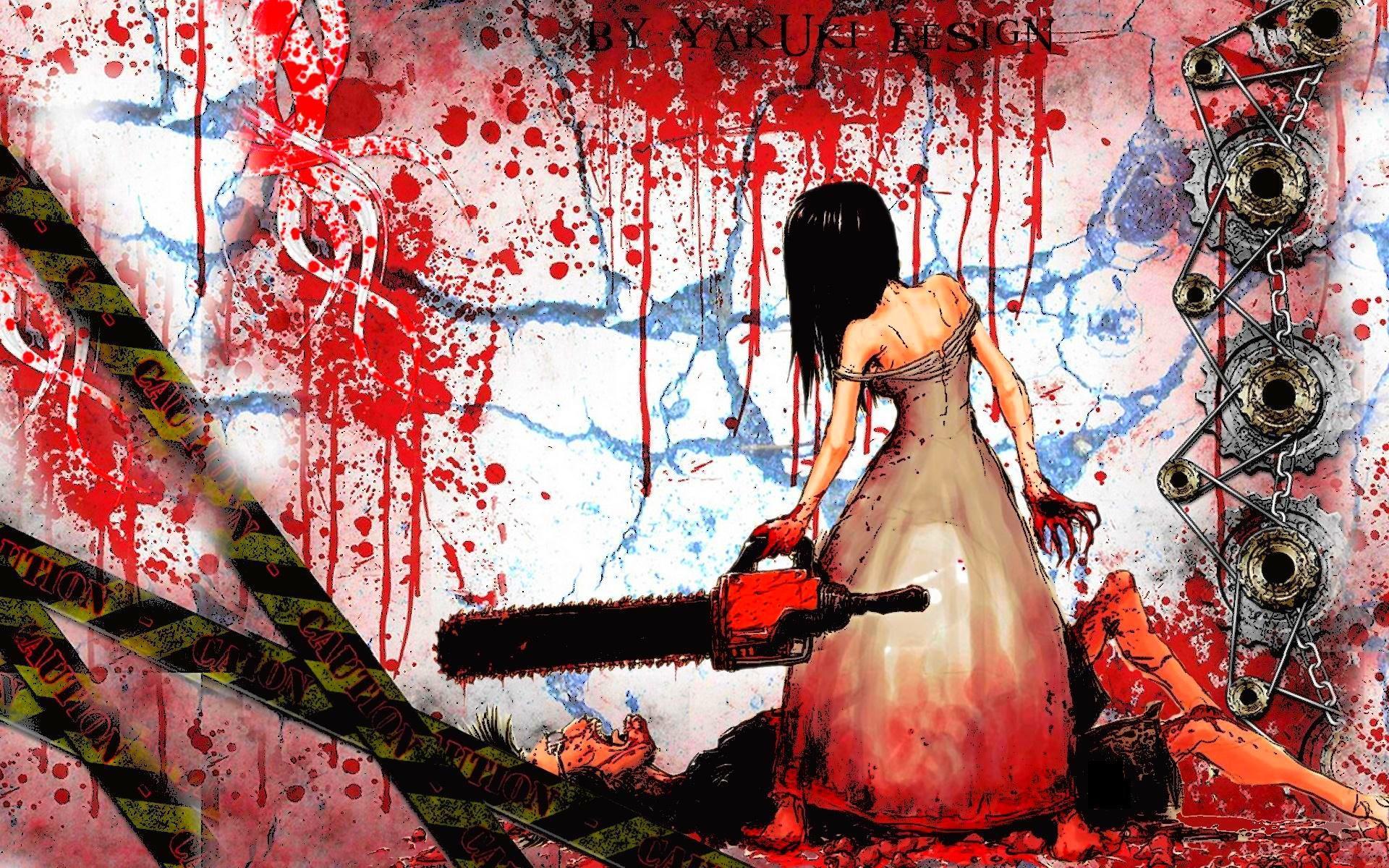 Приколы, прикольные кровавые картинки