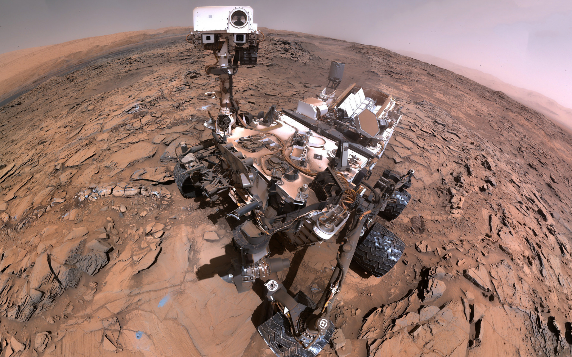 nasa curiosity rover pictures - HD1920×1200