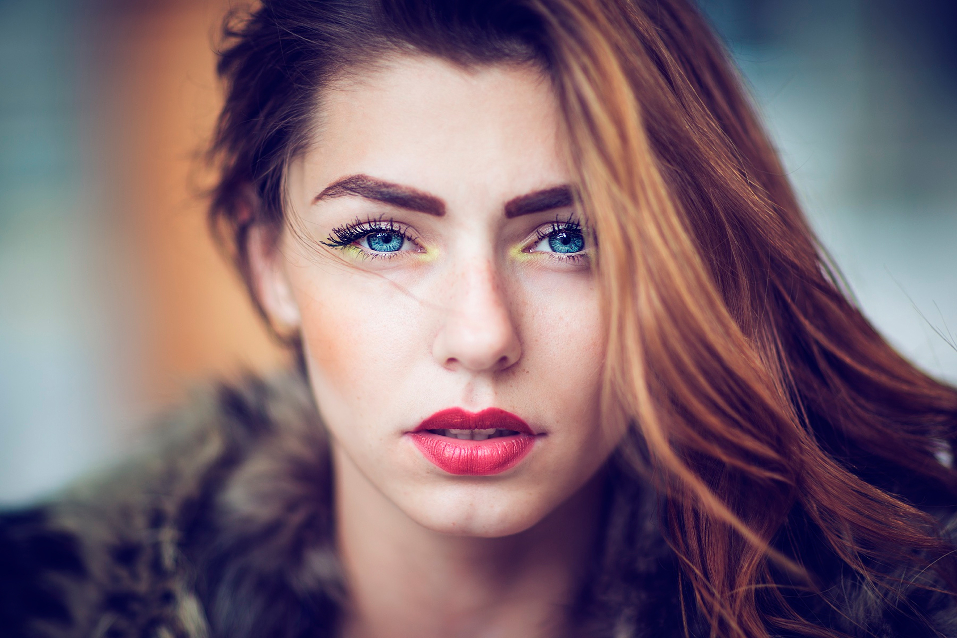 Лицо девушек фото 12