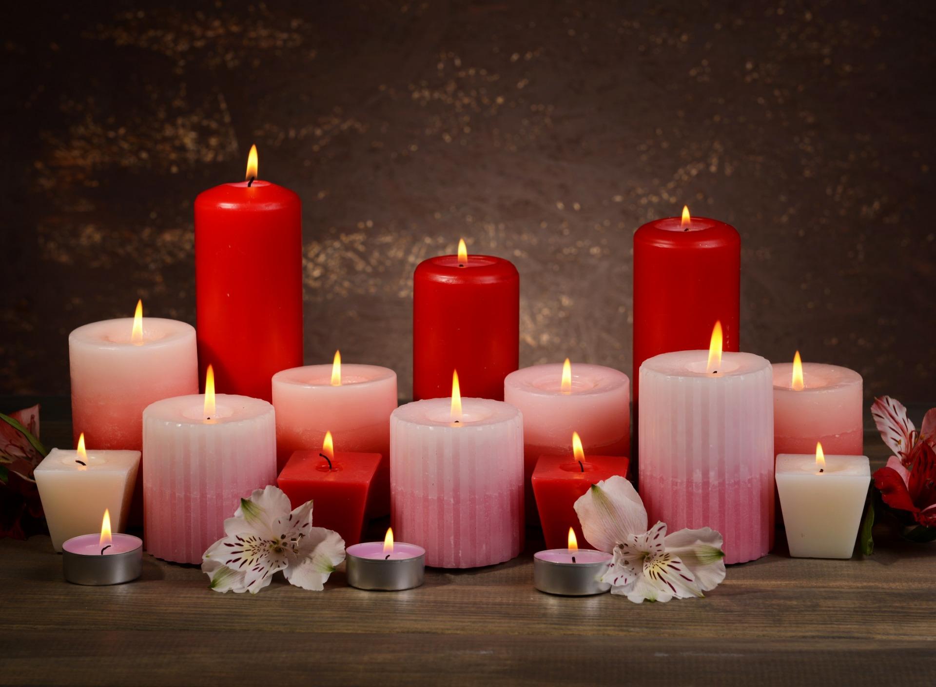 гот свечи фото красивые дарить жене