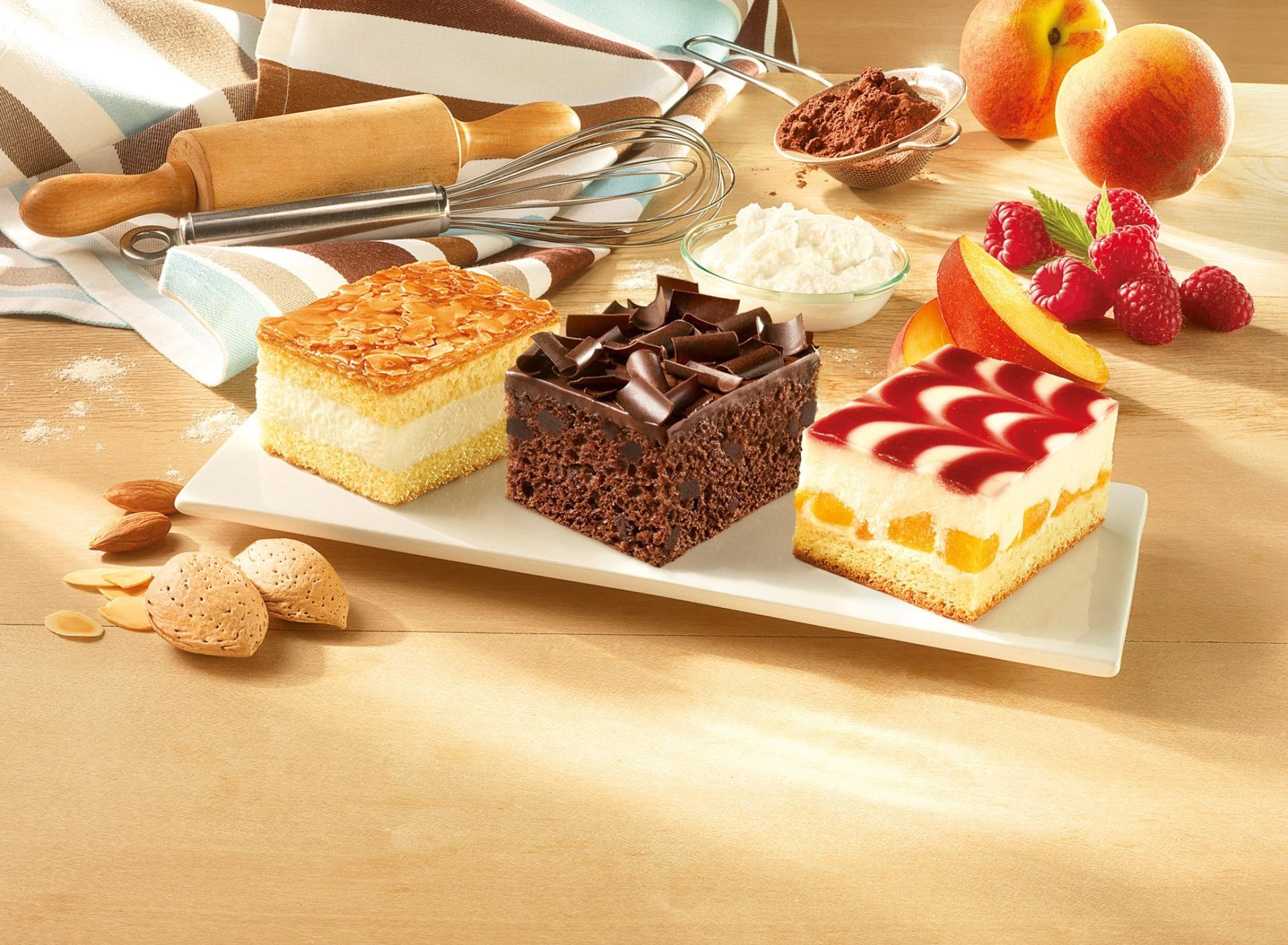 Много десертов картинка