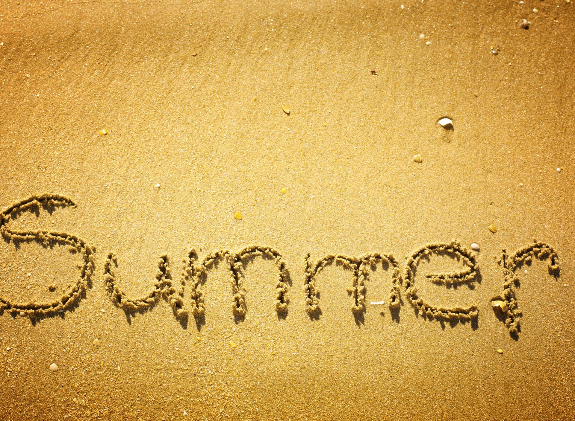 Выходной, картинки лета с надписями лучшее лето