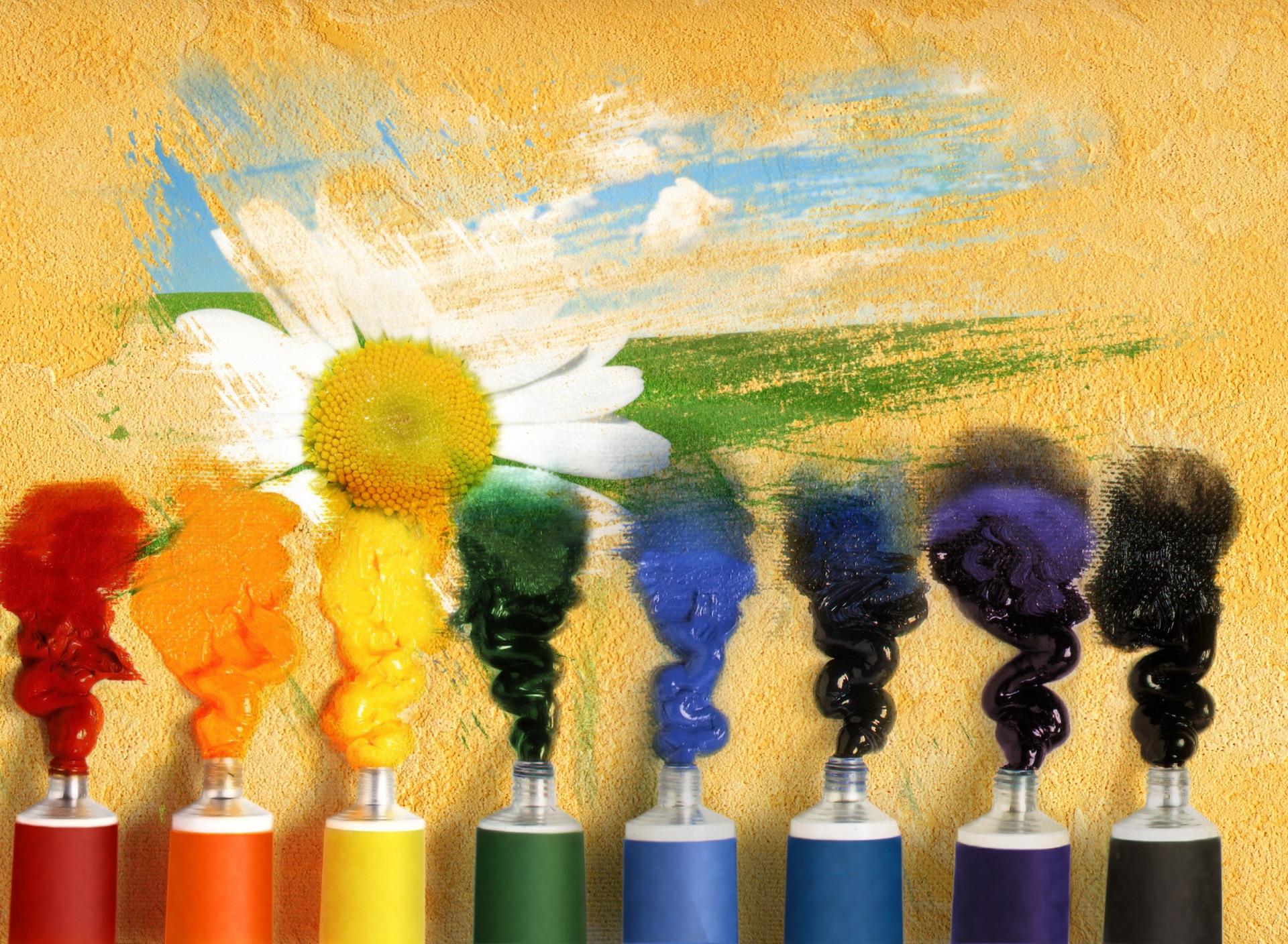 Картинки цвет настроения