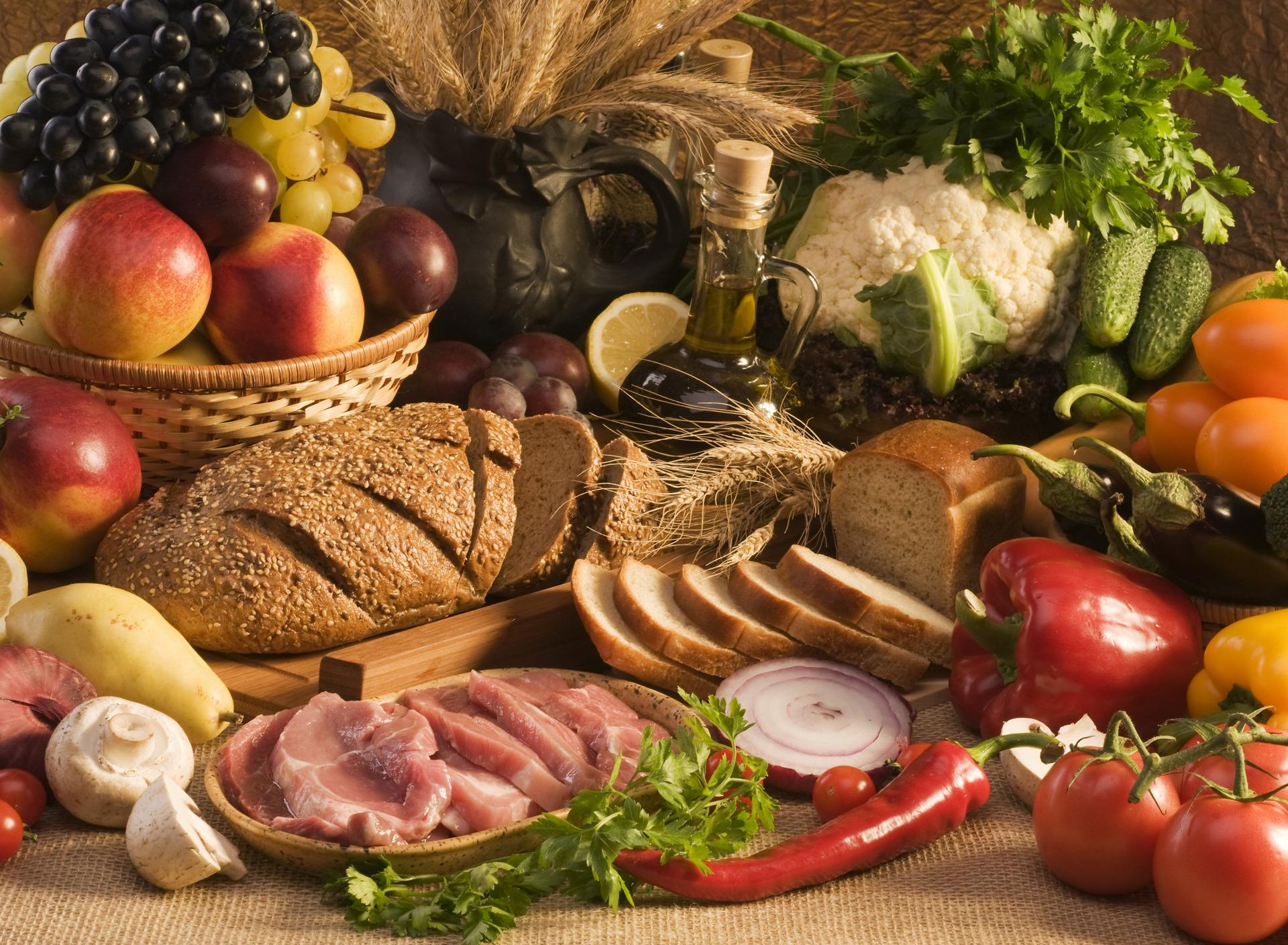 картинки мясо фрукты сразу впитали