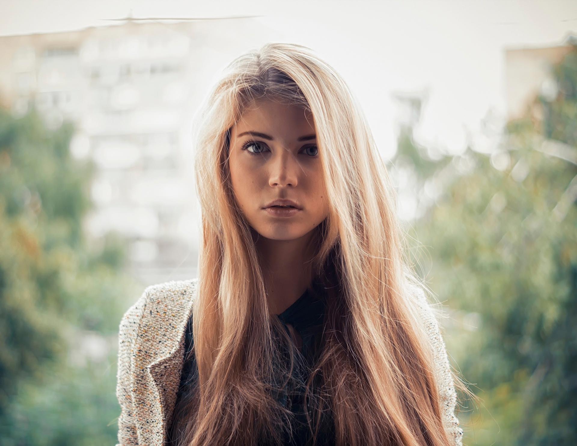 Смотреть фото русых девушек 2 фотография