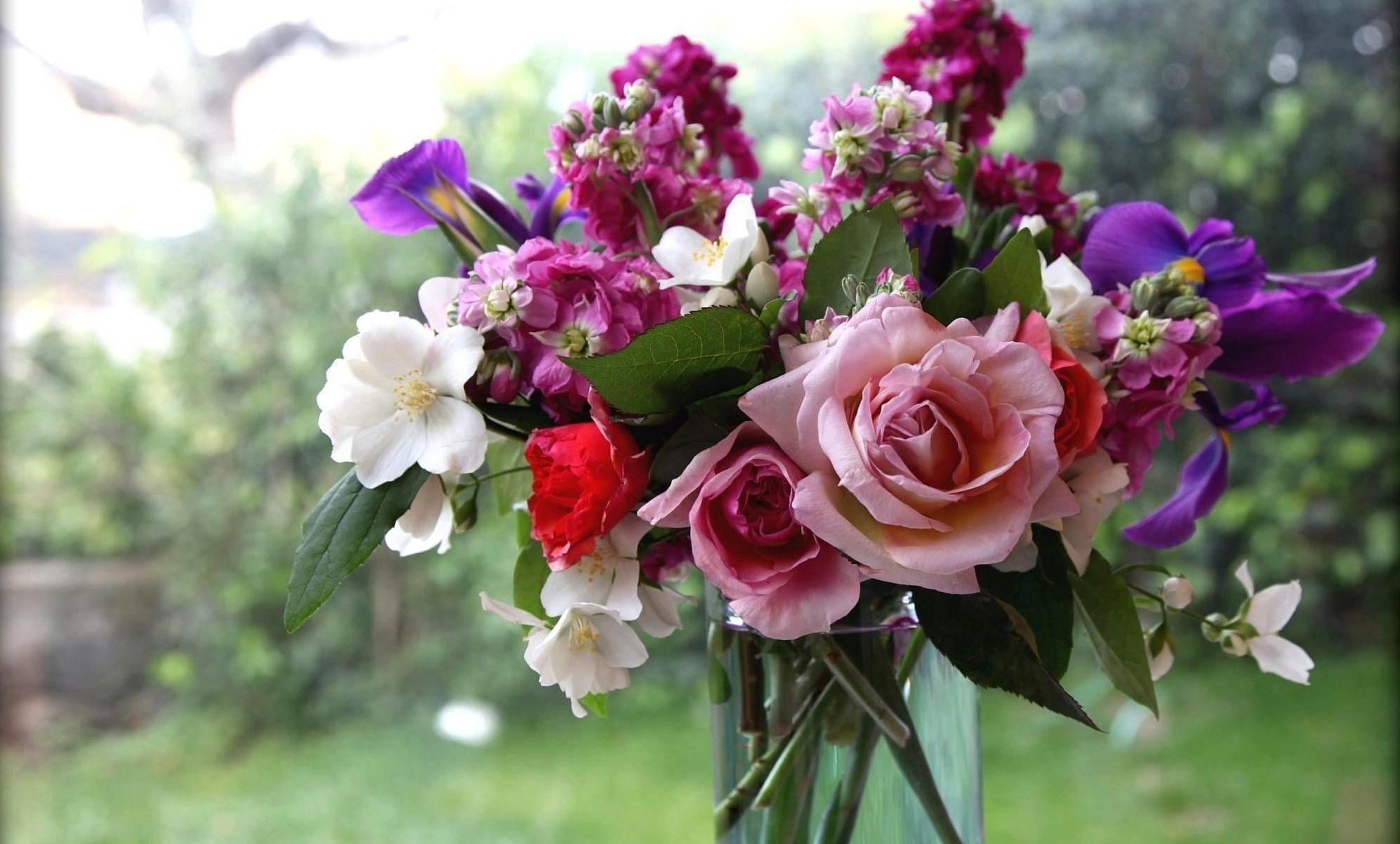 beautiful flower bouquet - HD1200×772