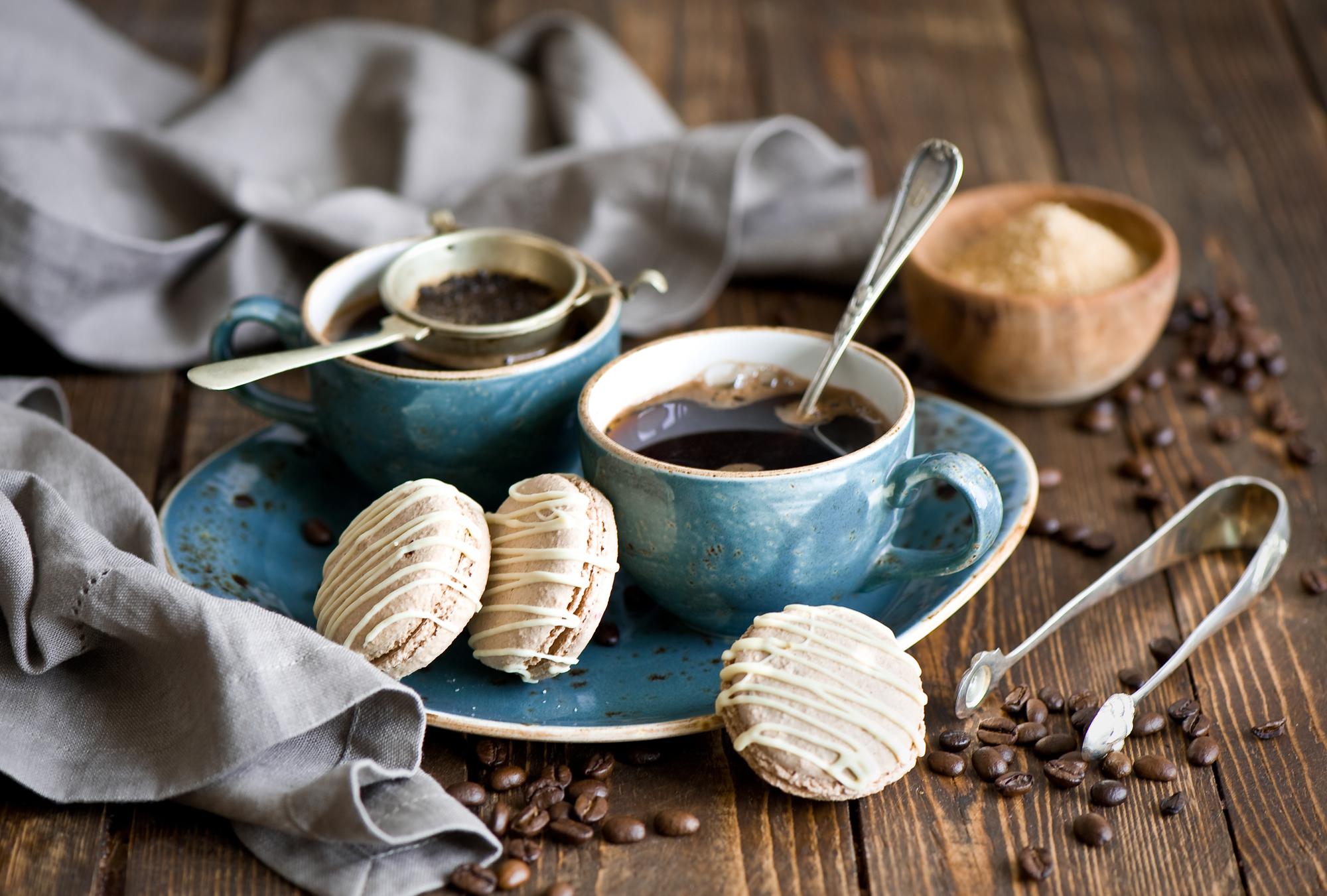 кофе со сладостями  № 140230  скачать