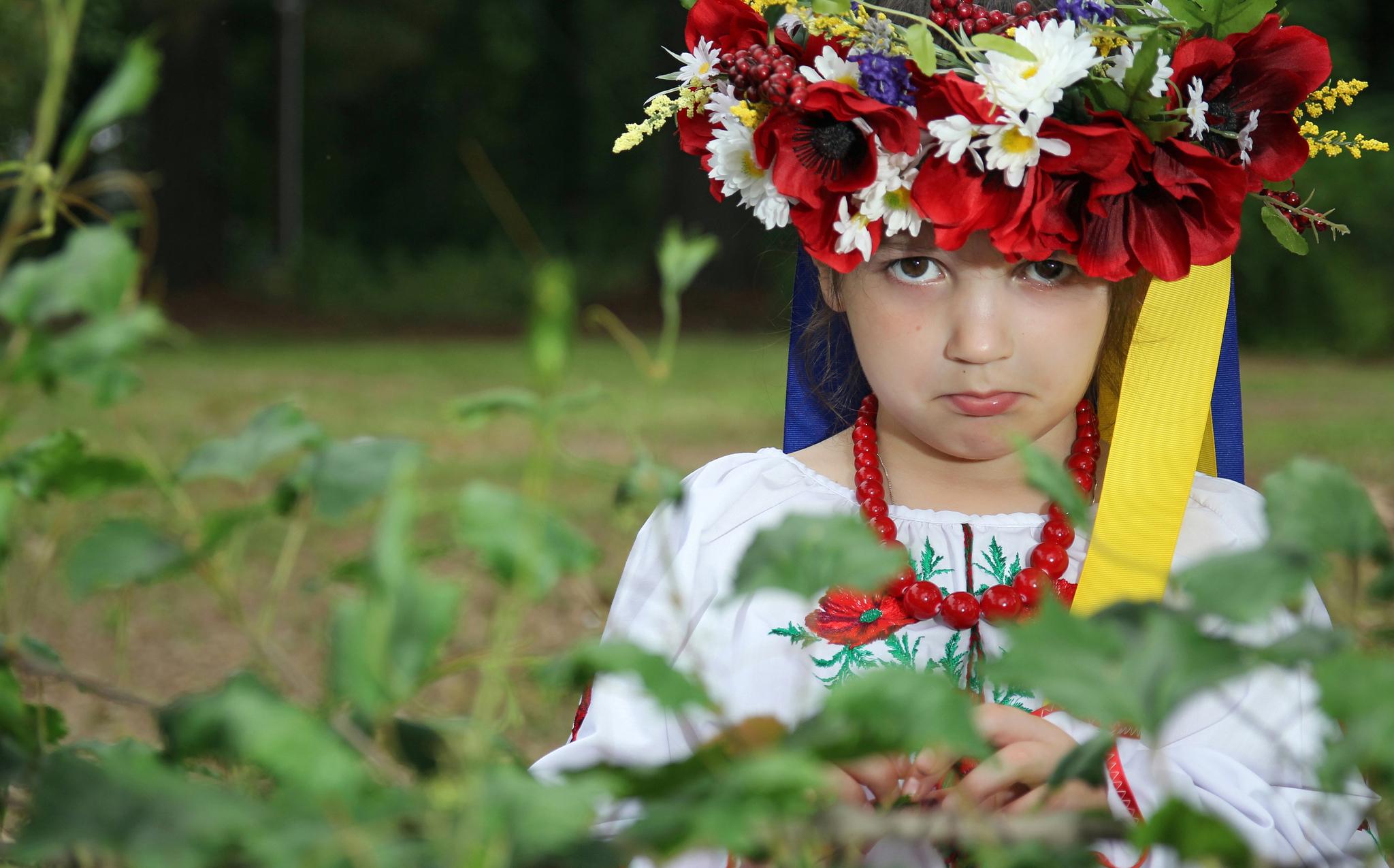 Украинские девочки на фото 12 фотография