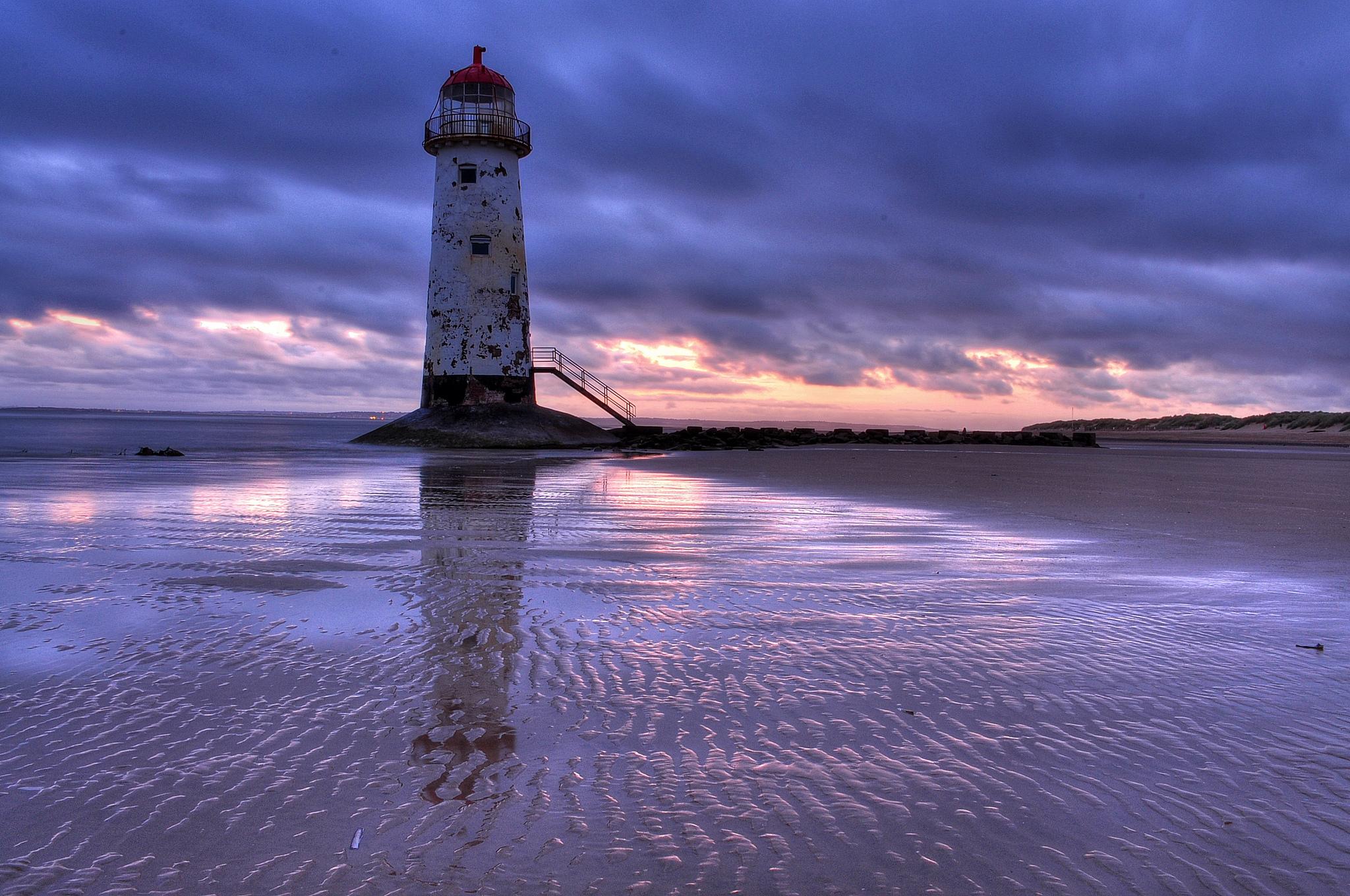 маяк море берег lighthouse sea shore  № 2220824 без смс