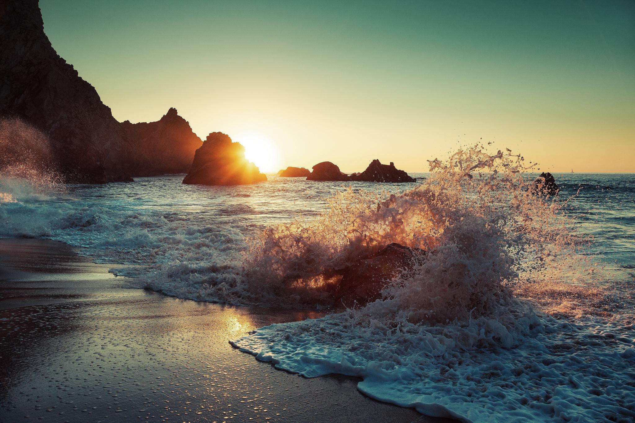 ценят картинка волна утром первичной стадии она