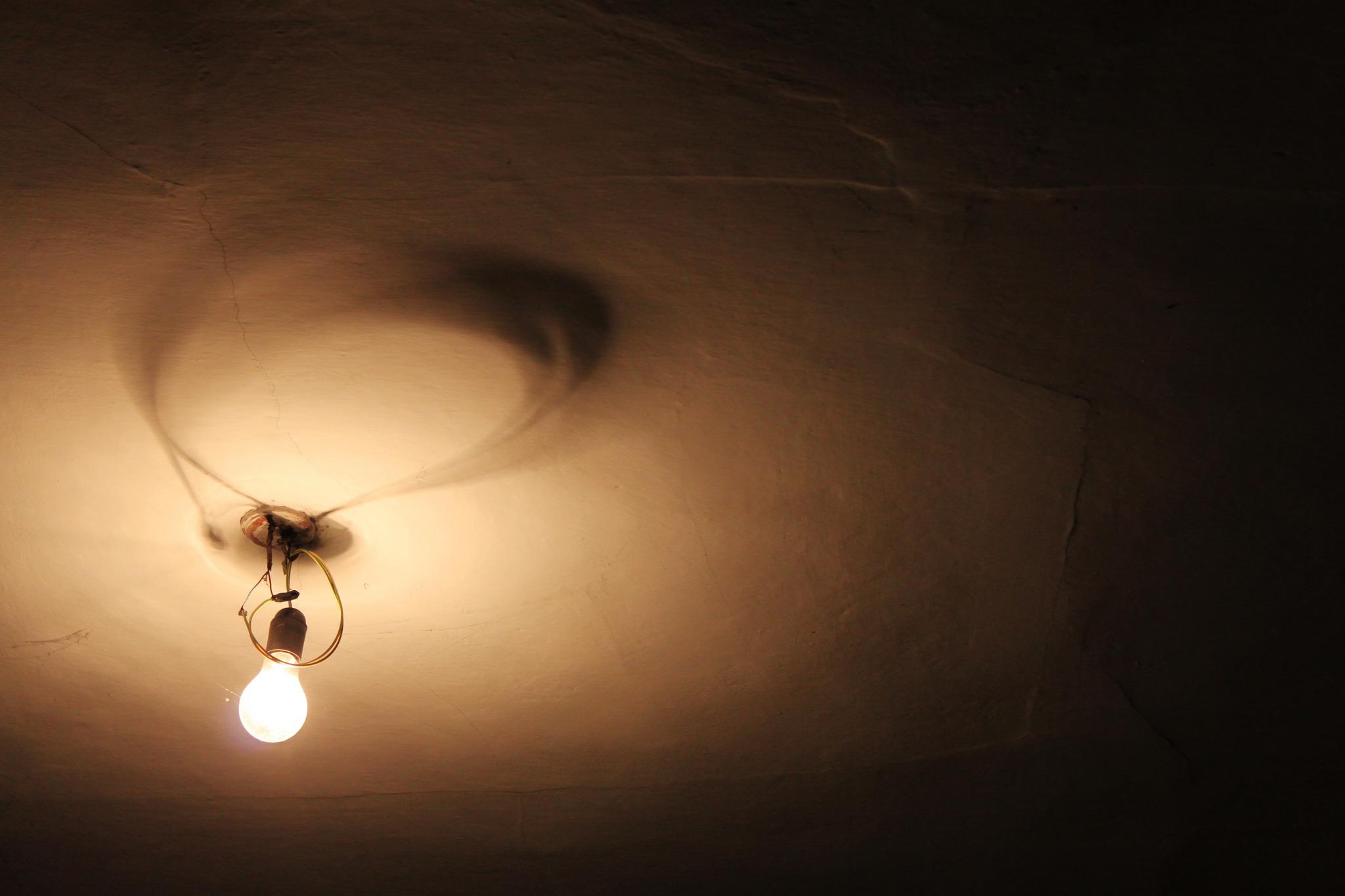потолки рисунок лампочками это определенный