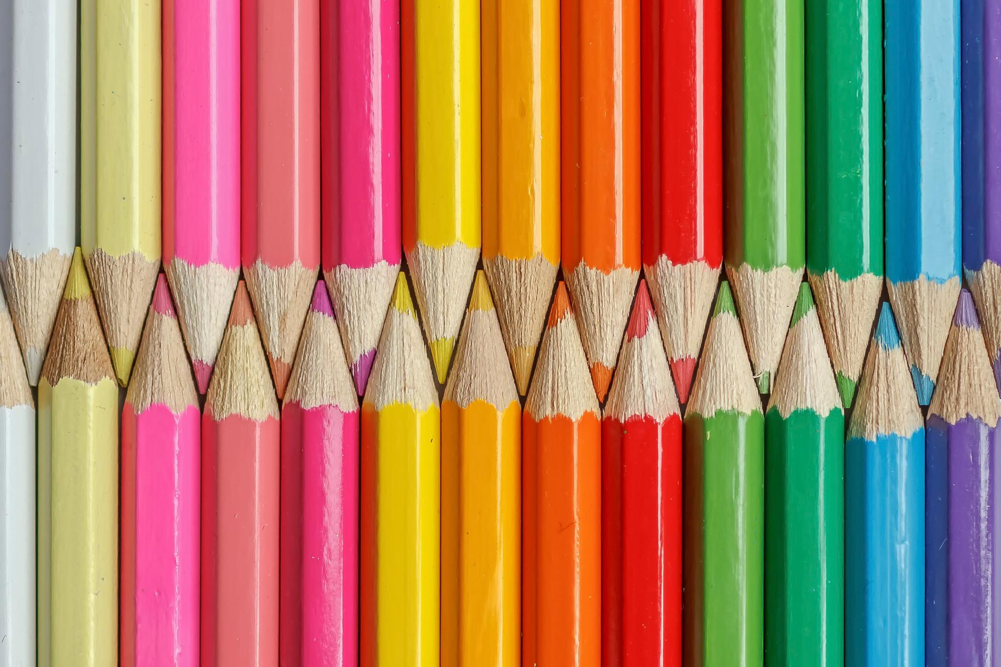Цветные карандаши картинки для детей