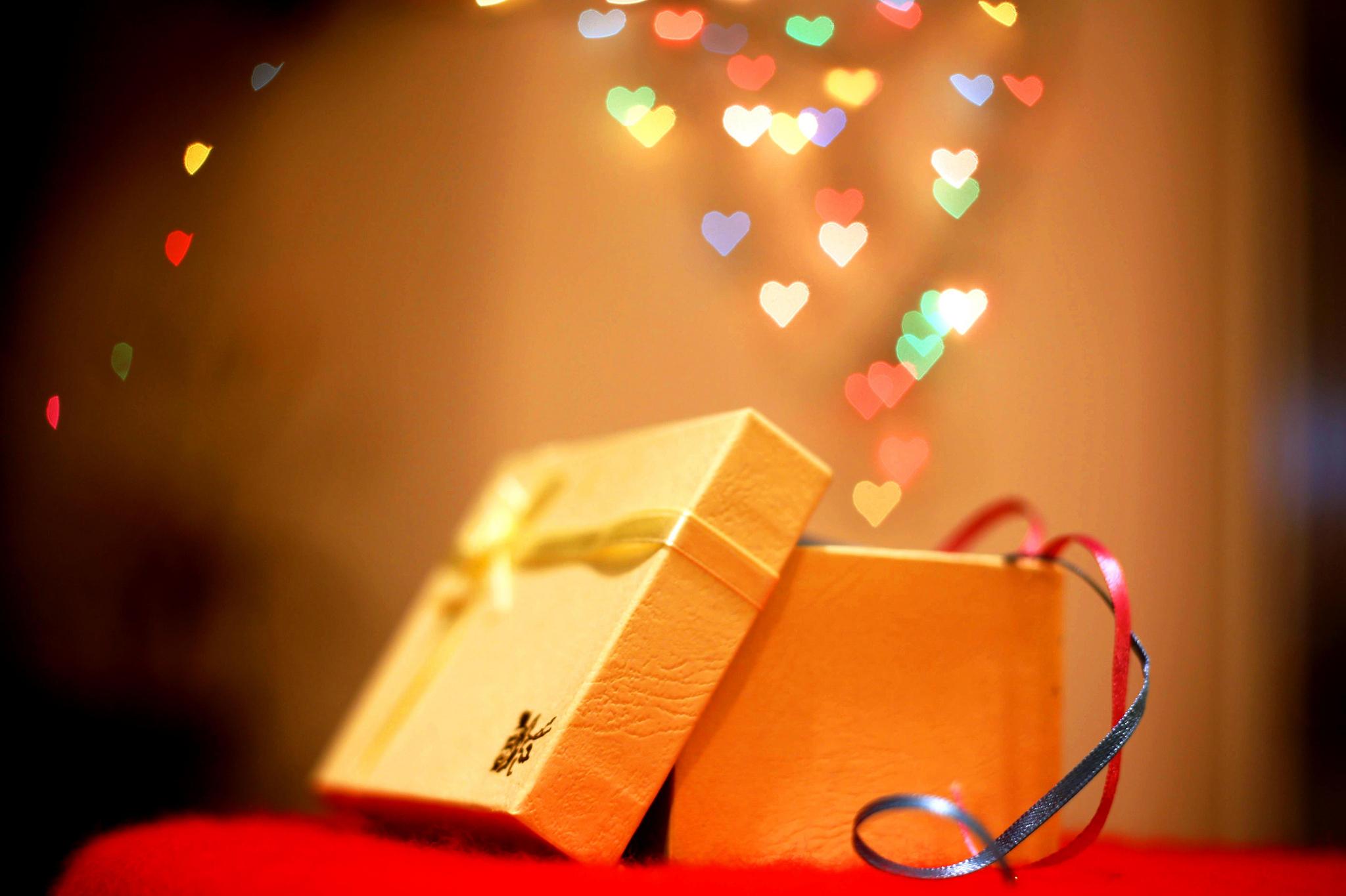 Картинки любовь и подарки 668