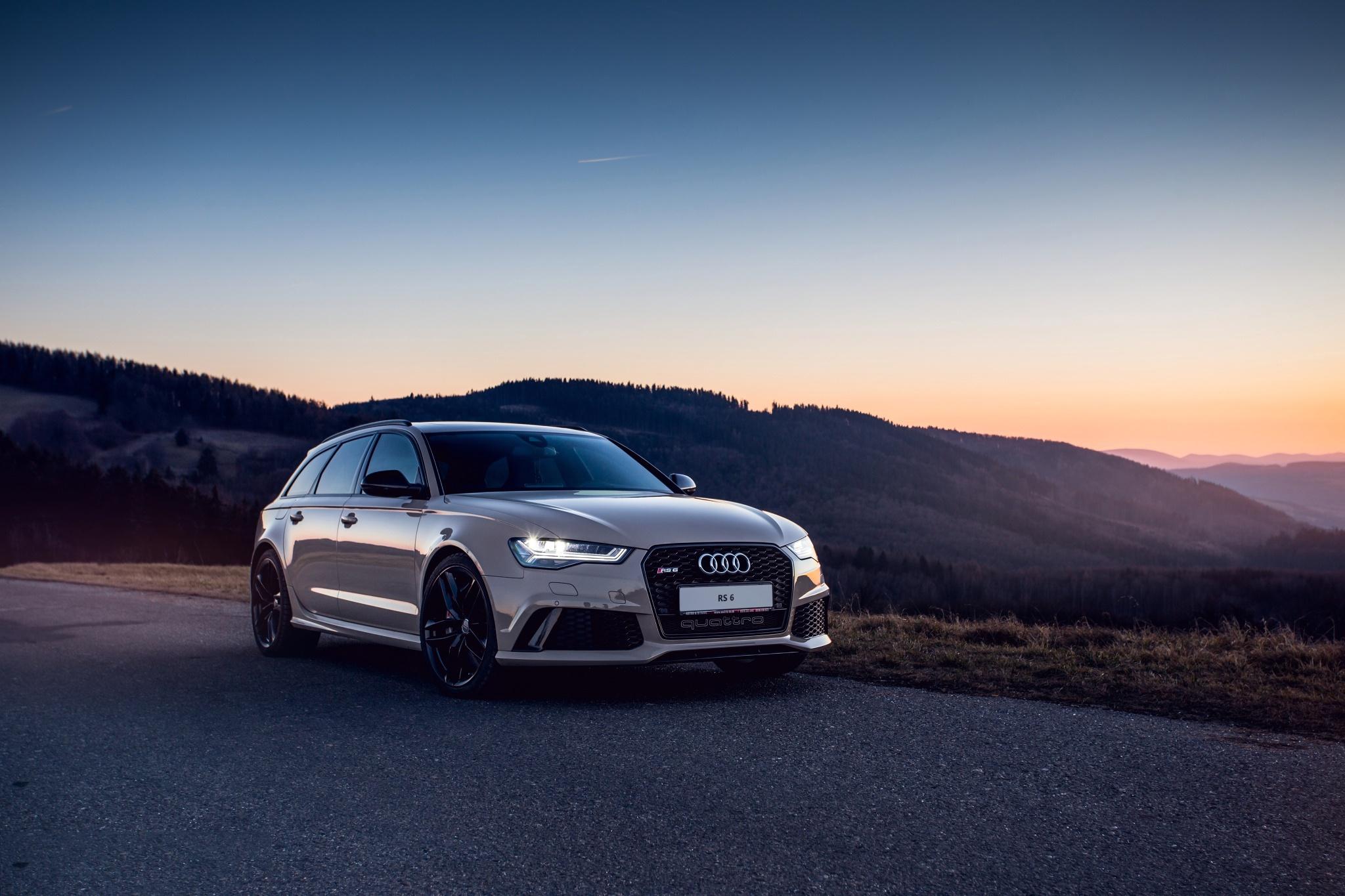 Audi avant обои на рабочий стол