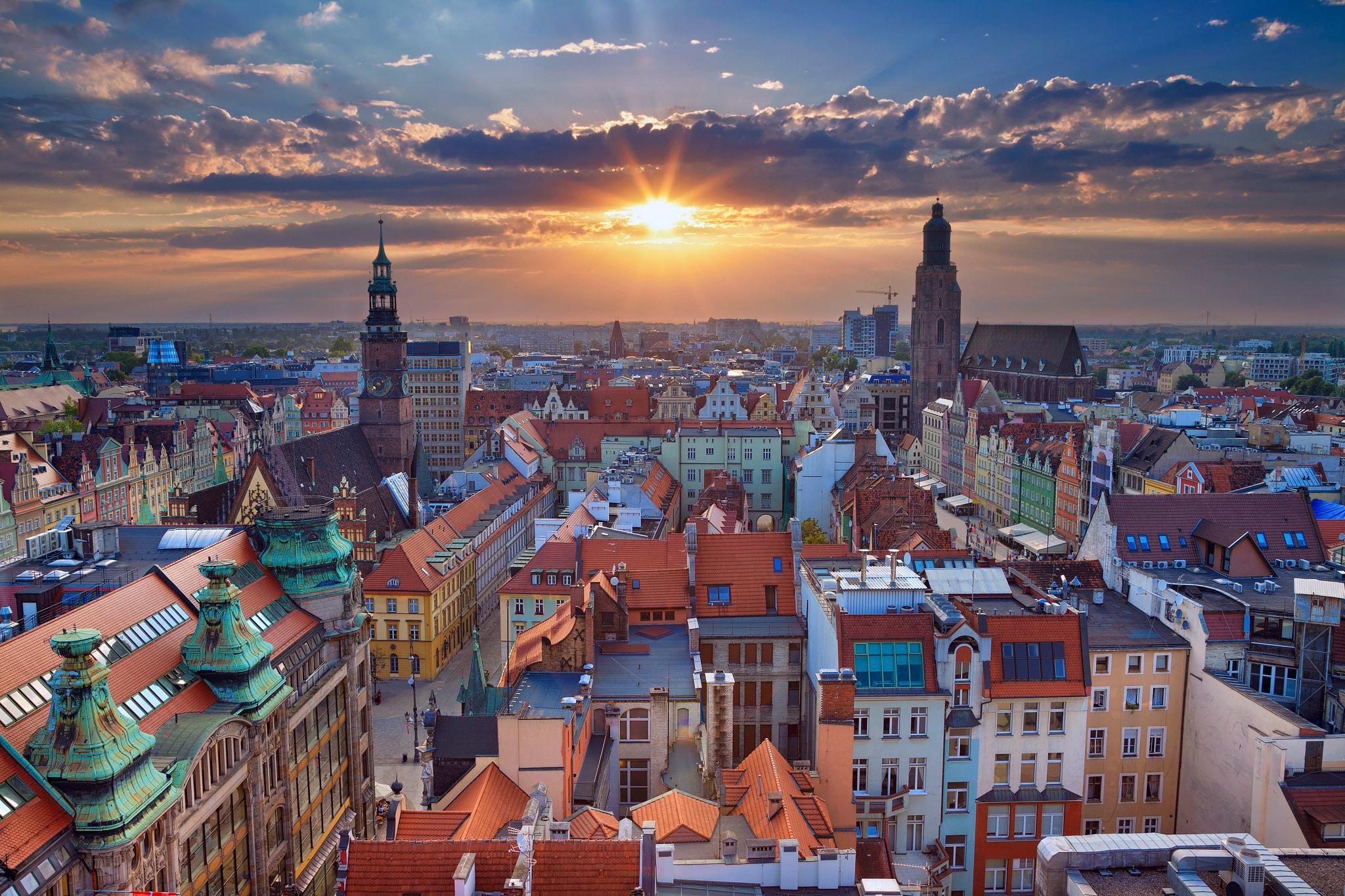 фото, польша красивейшие города фото одним наиболее