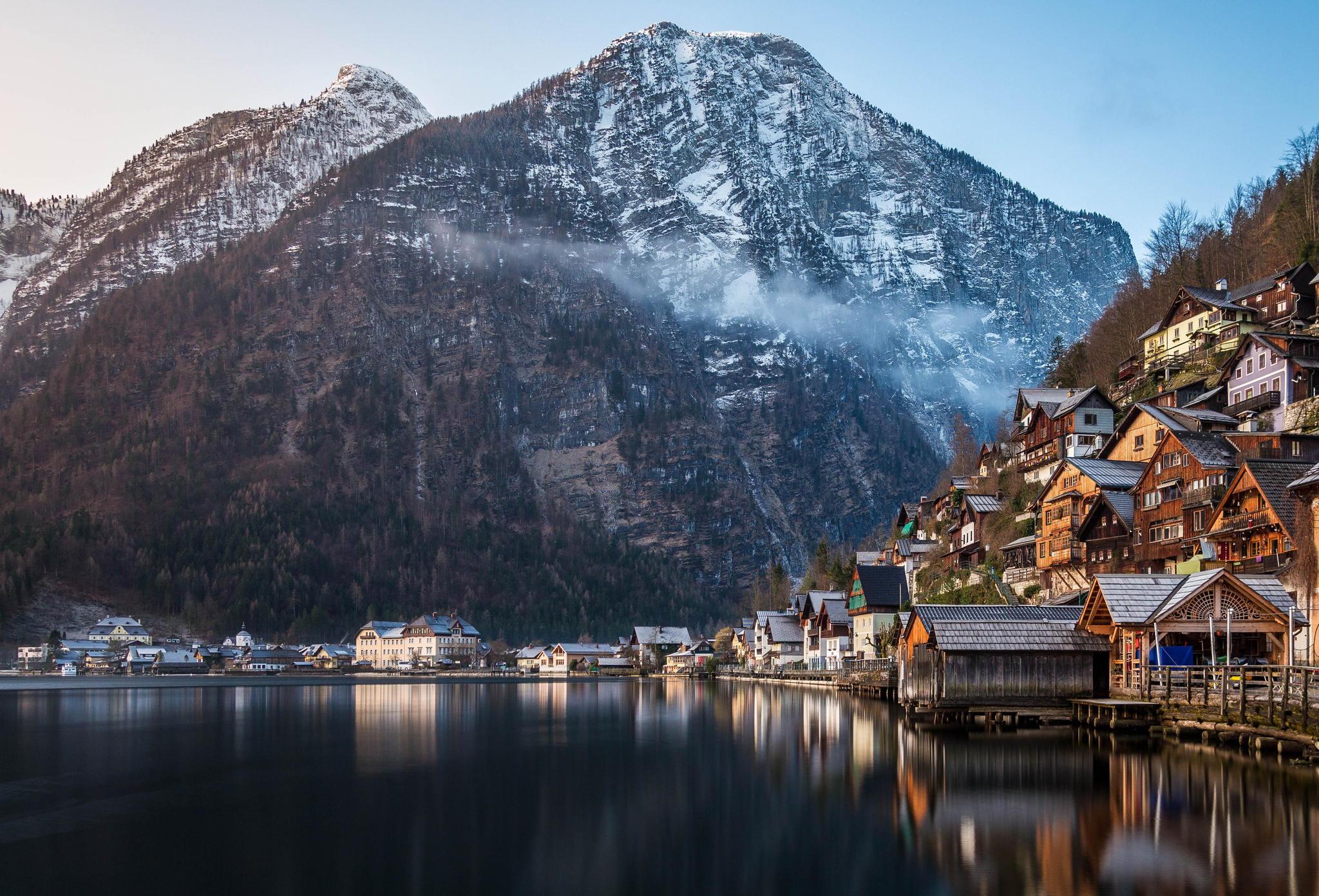 австрия горы обои на рабочий стол № 546416 без смс